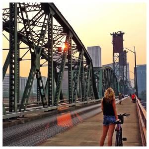 Portland Transportation Options - Bike