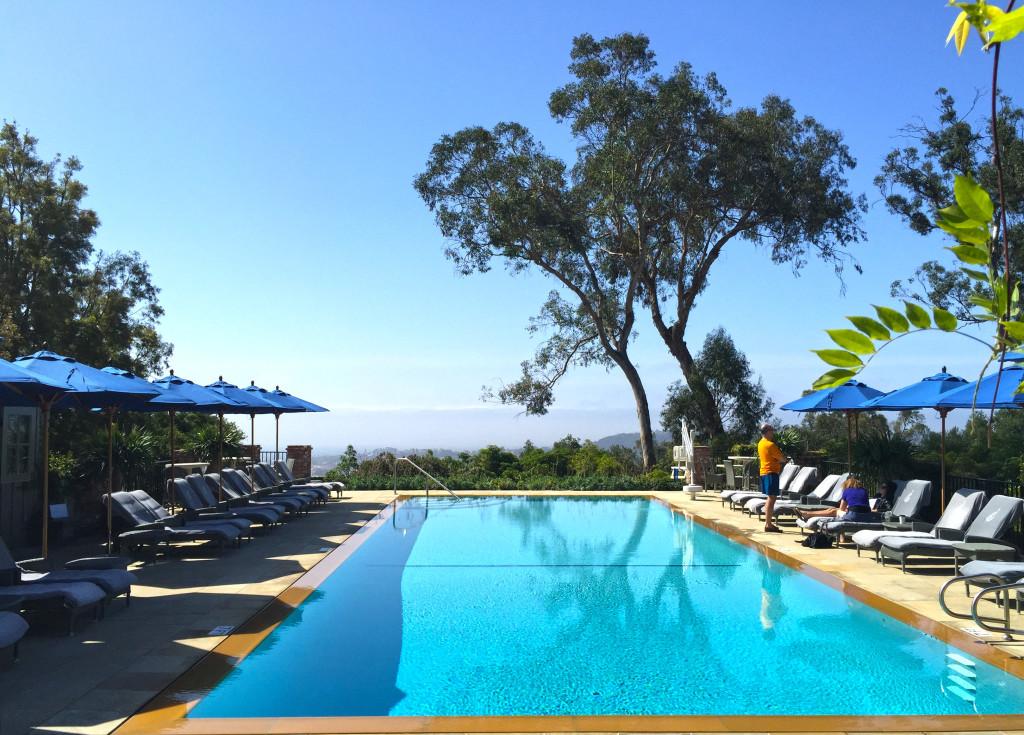 Santa Barbara Hotels - Belmond El Encanto