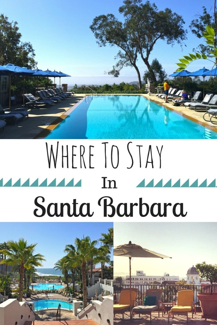 Where to Stay in Santa Barbara