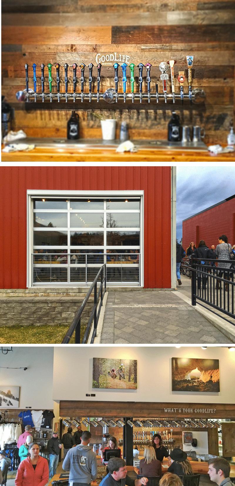 Beer Tasting in Bend: GoodLife Brewing