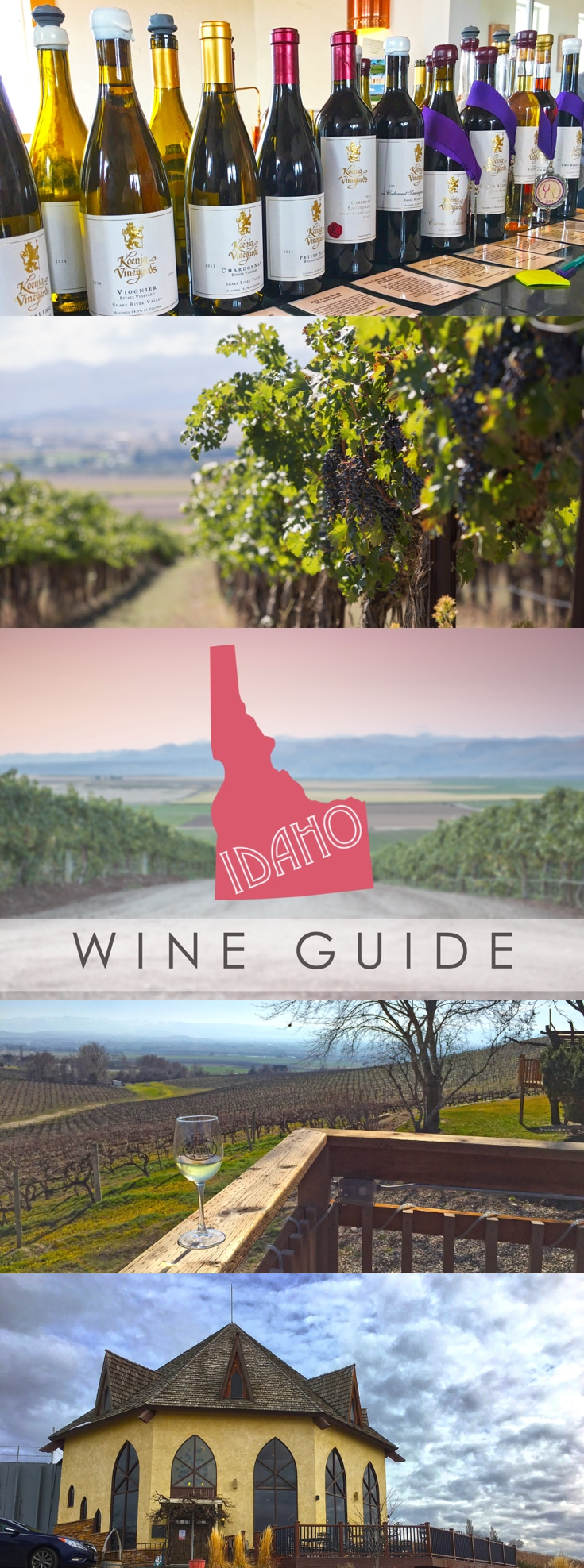Idaho Wine Guide: Sipping Through Sunnyslope
