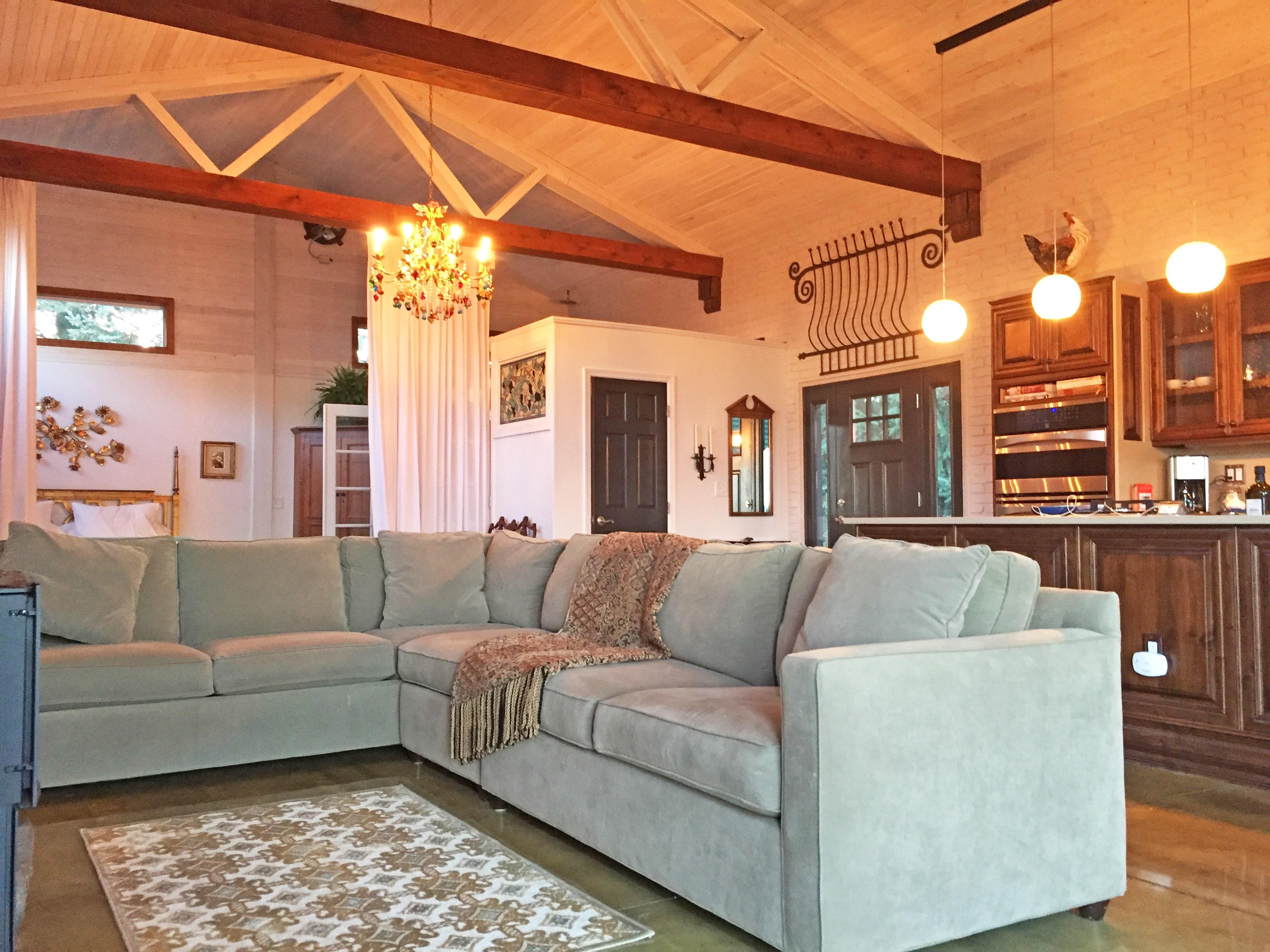 Vivid Vineyards Cottage: Oregon Wine Country