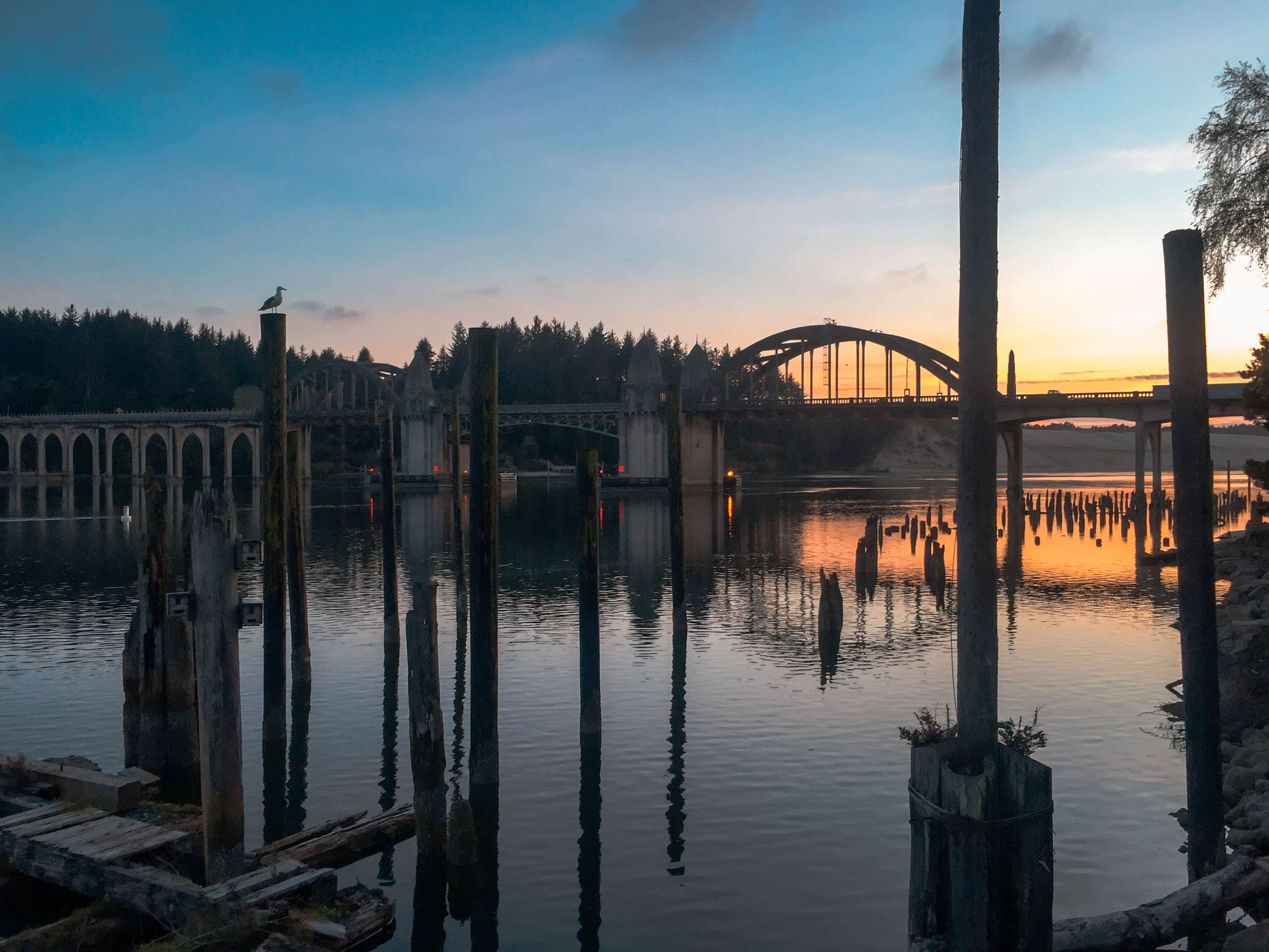 Guide to Florence, Oregon: Old Town - Gazebo Park