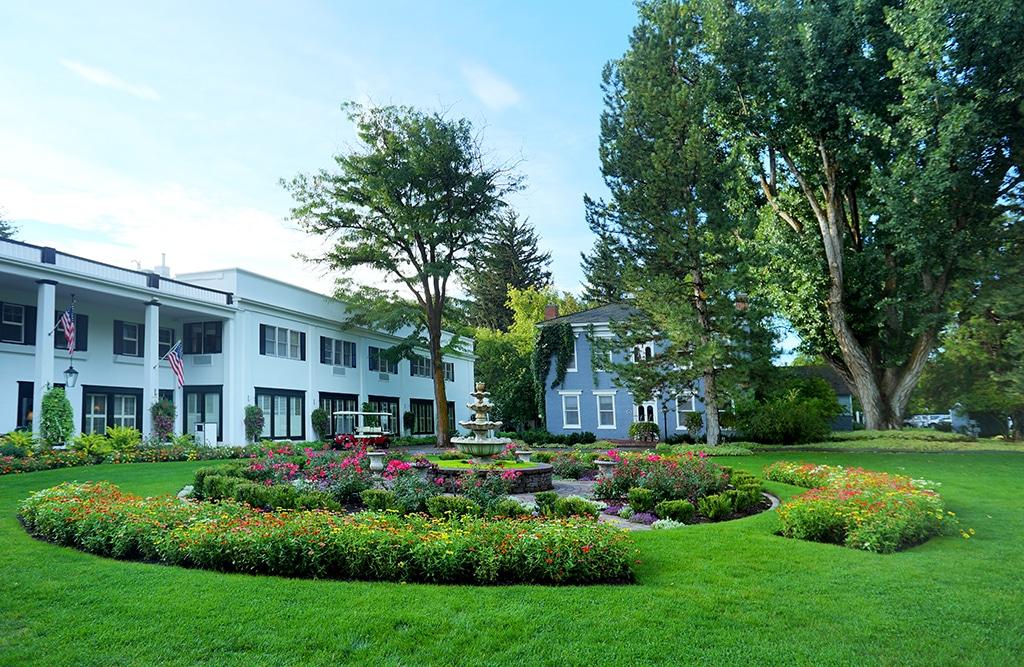 Heber Valley Utah Homestead Resort