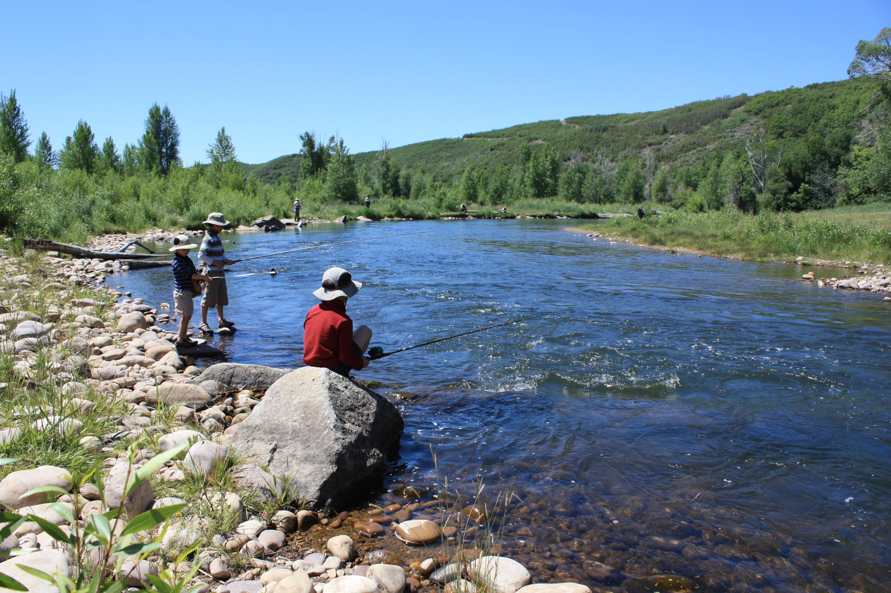 Fishing in Heber Valley Utah