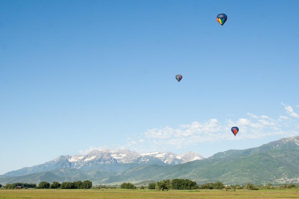 Explore The Outdoors In Heber Valley Utah