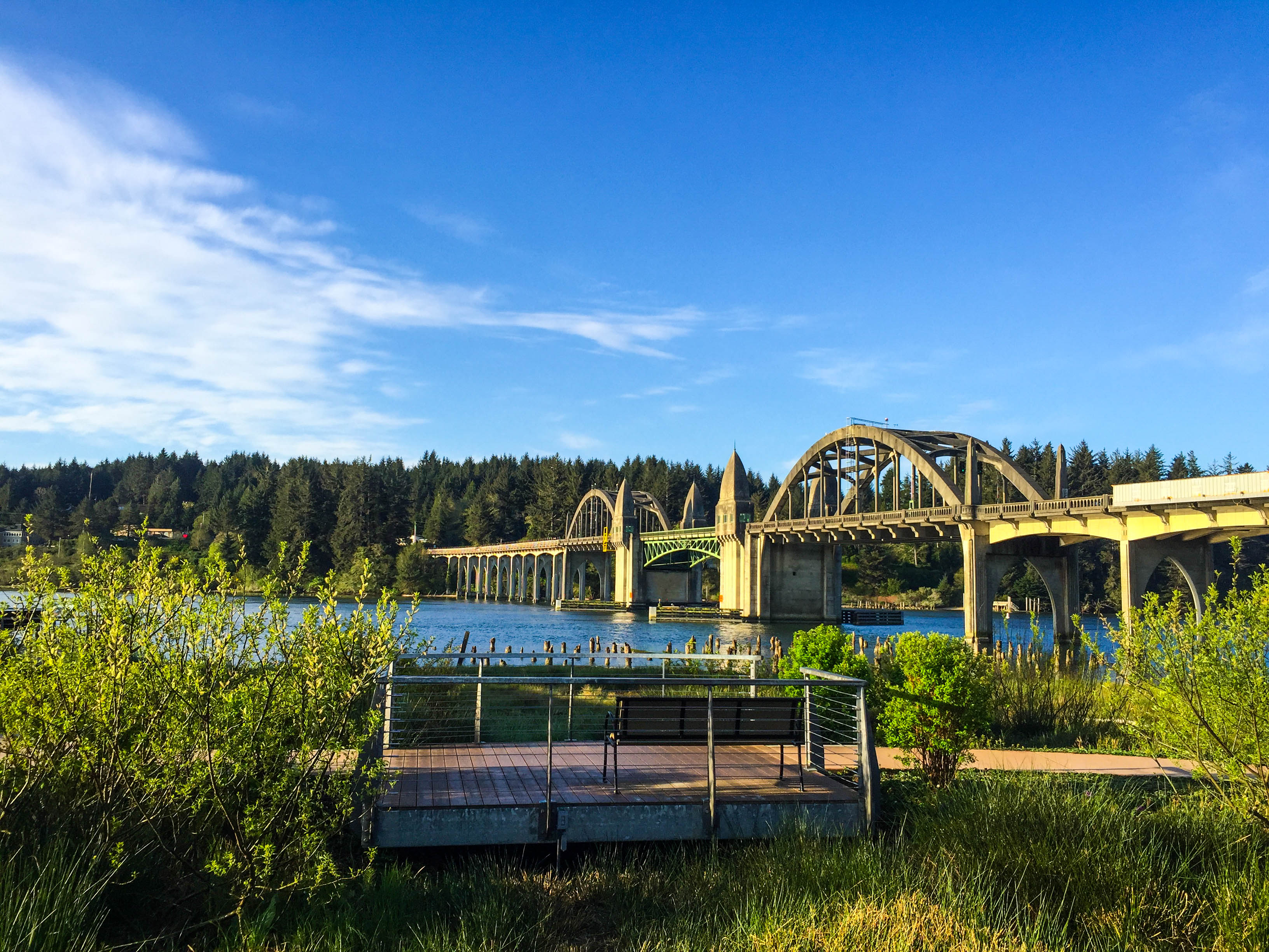 Guide to Florence Oregon: Siuslaw River Coffee Roasters