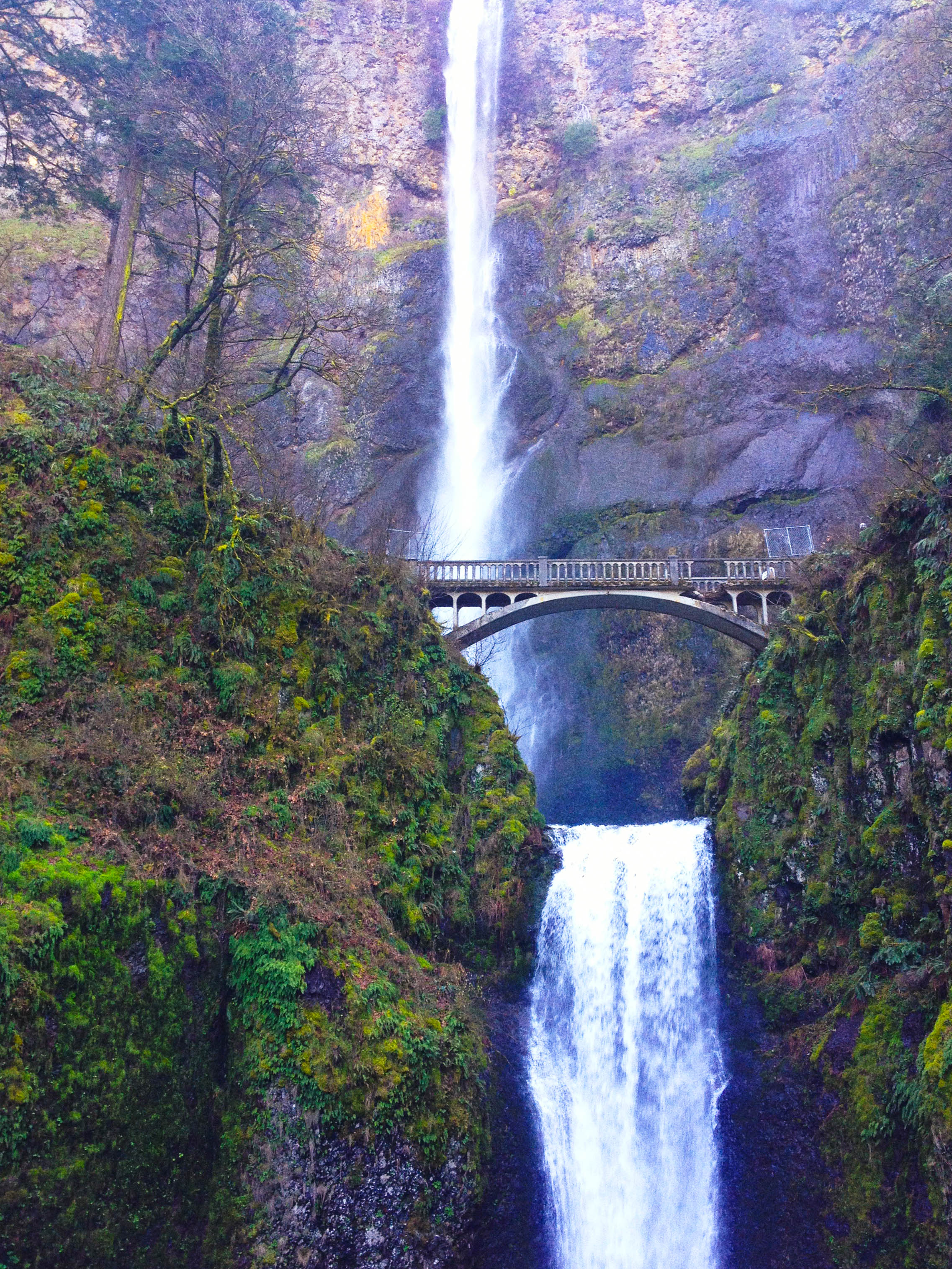 The best waterfall hikes near portland oregon everyday for Waterfall it