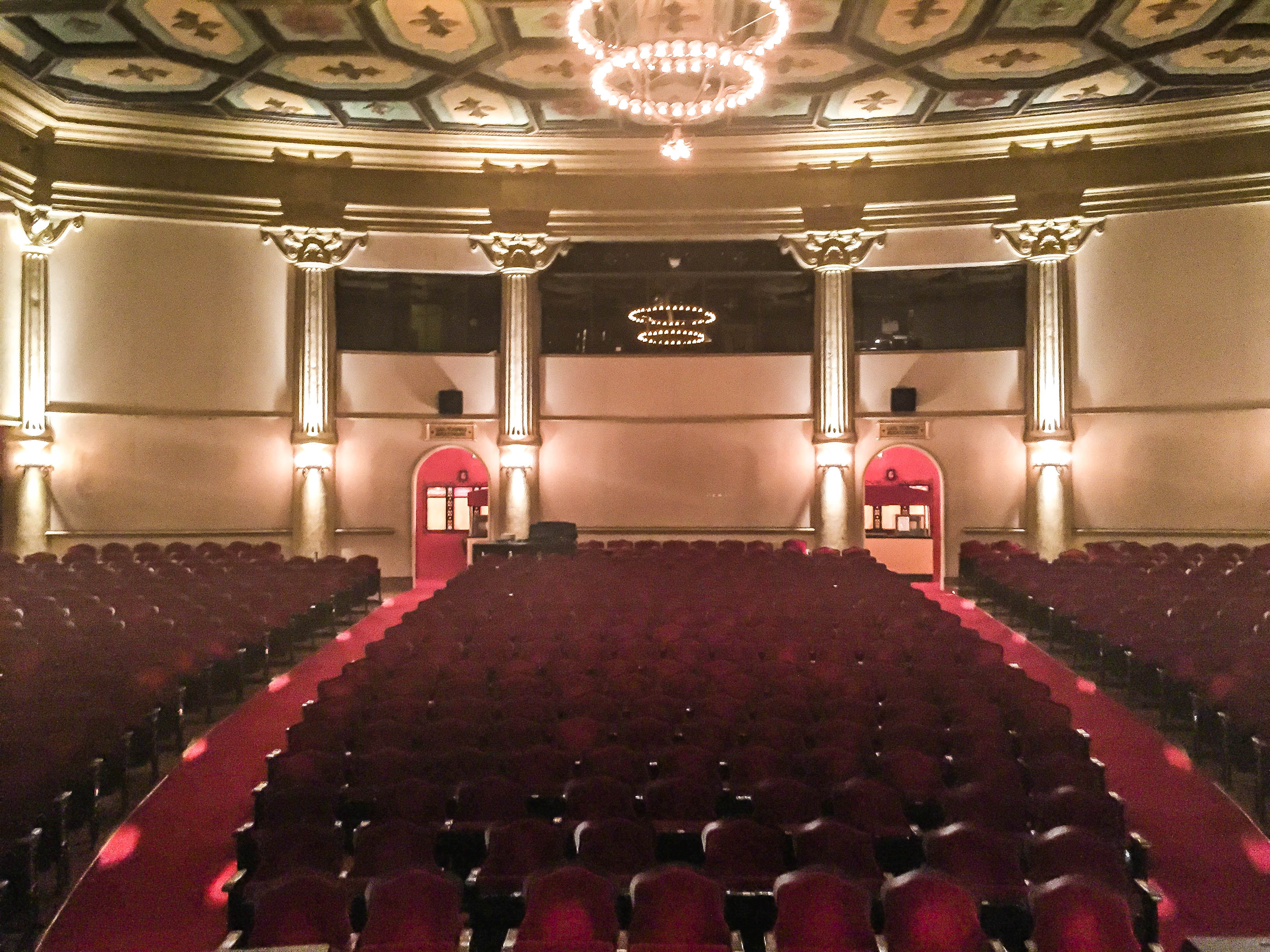 Lobero Theatre, Santa Barbara
