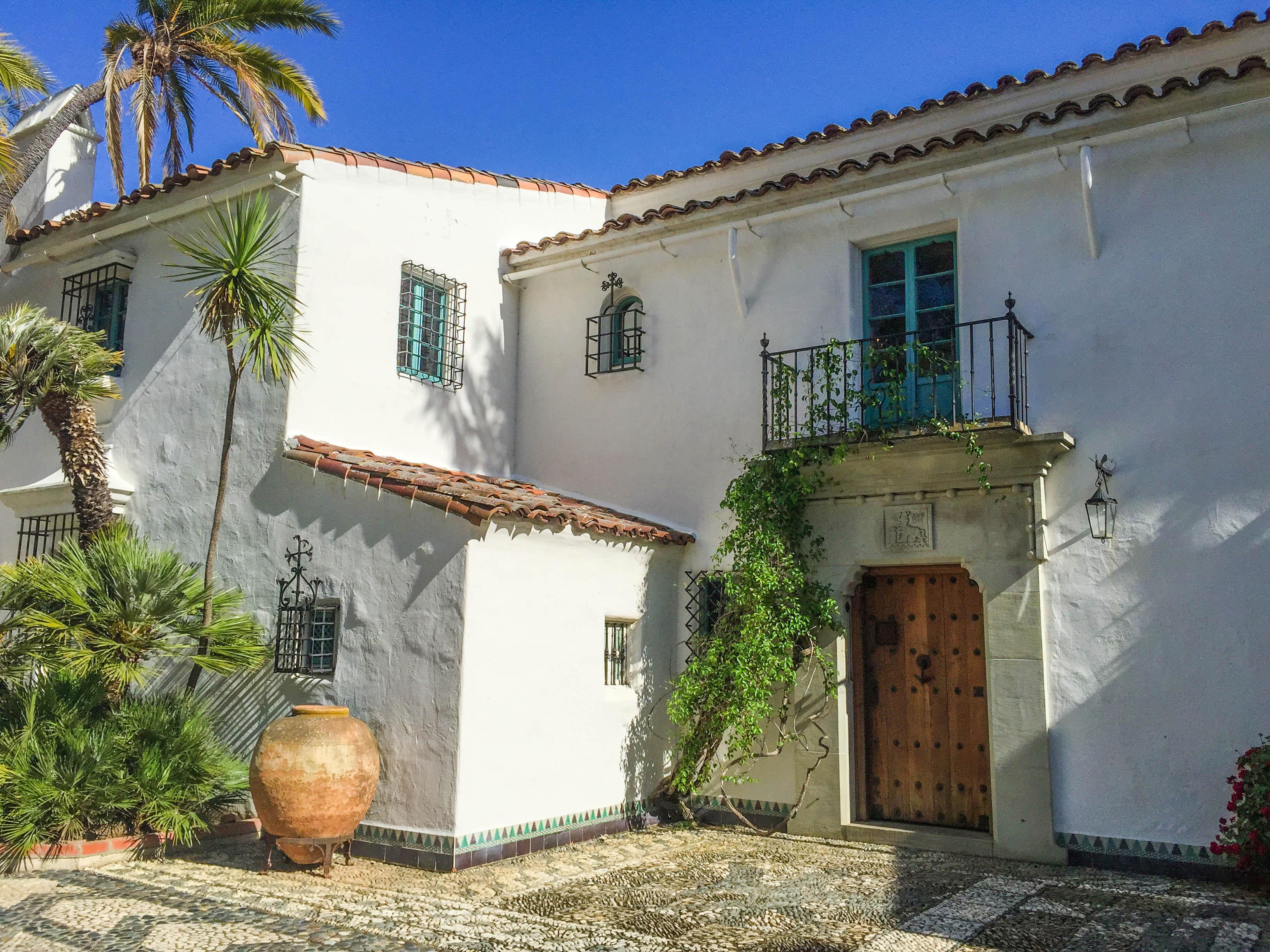 Casa Del Herrero | Santa Barbara Culture