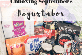 September Degustabox Review