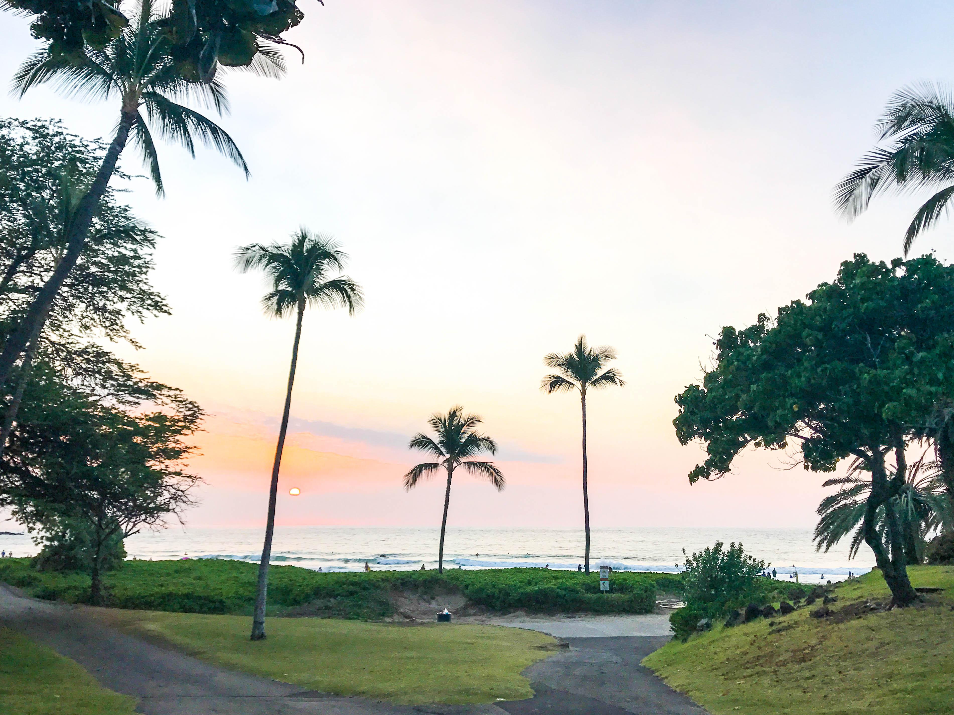 Hapuna Beach Hawaii Big Island