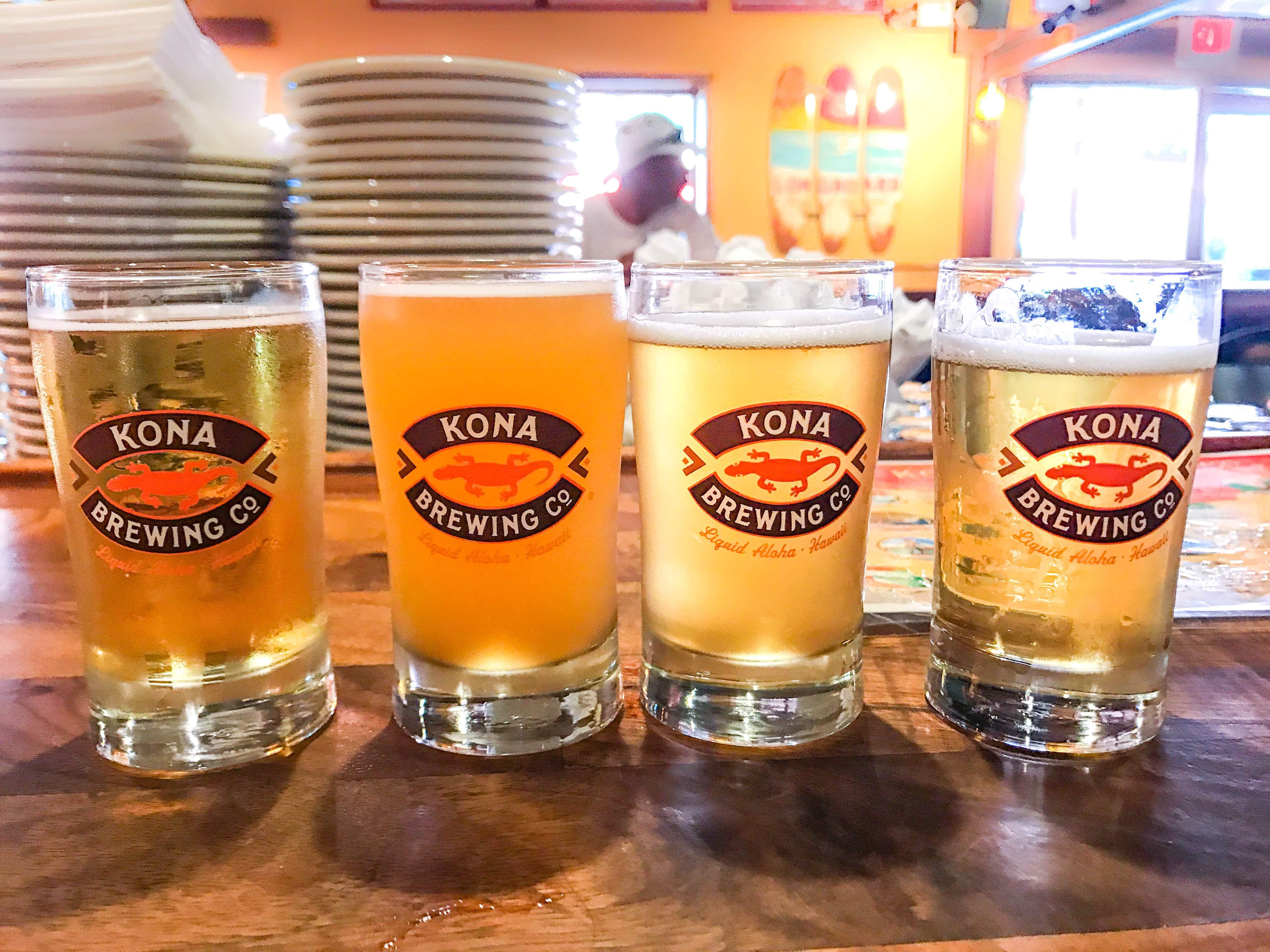 Kona Brewery Hawaii
