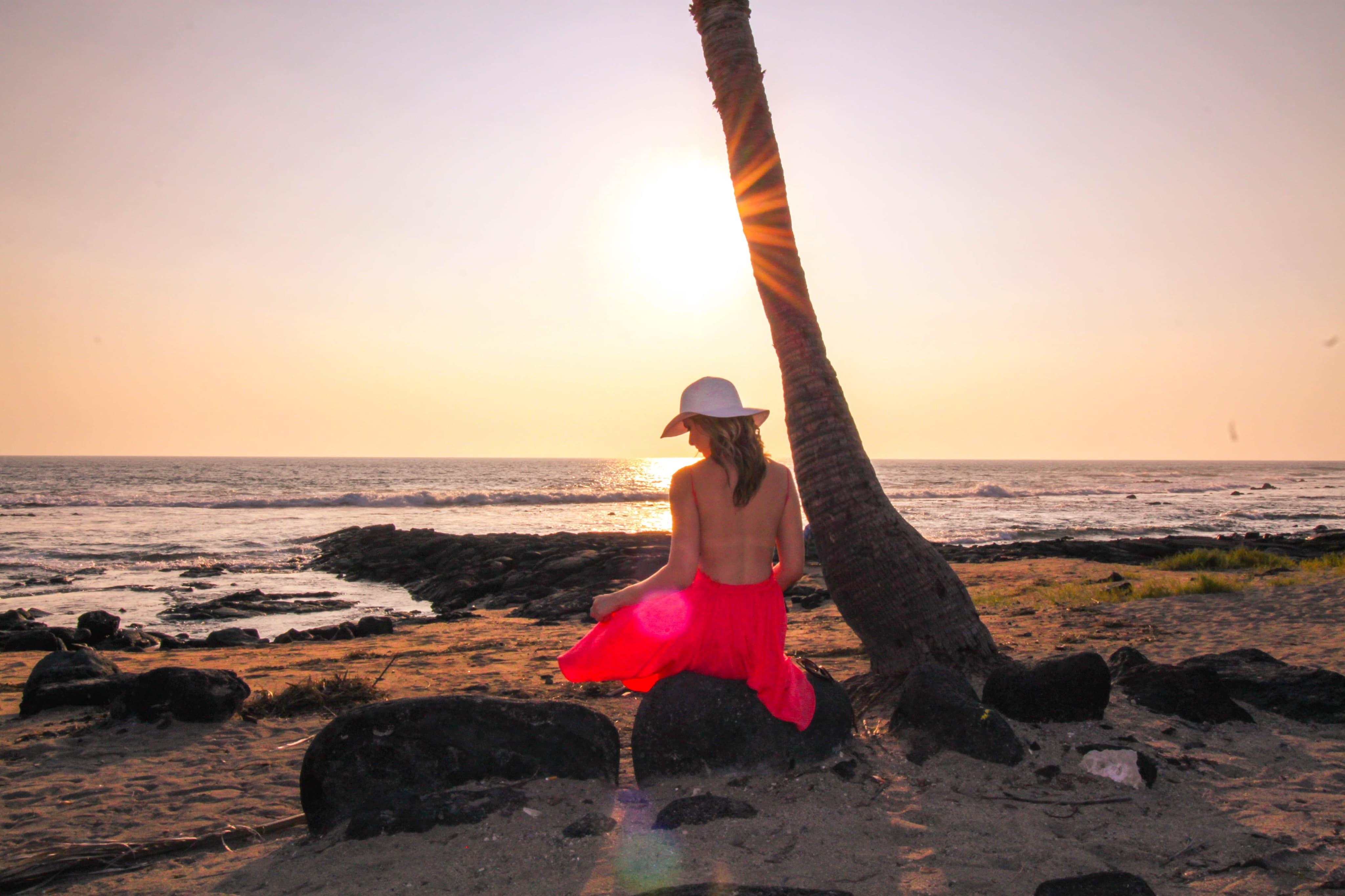 Old Kona Airport Beach Hawaii