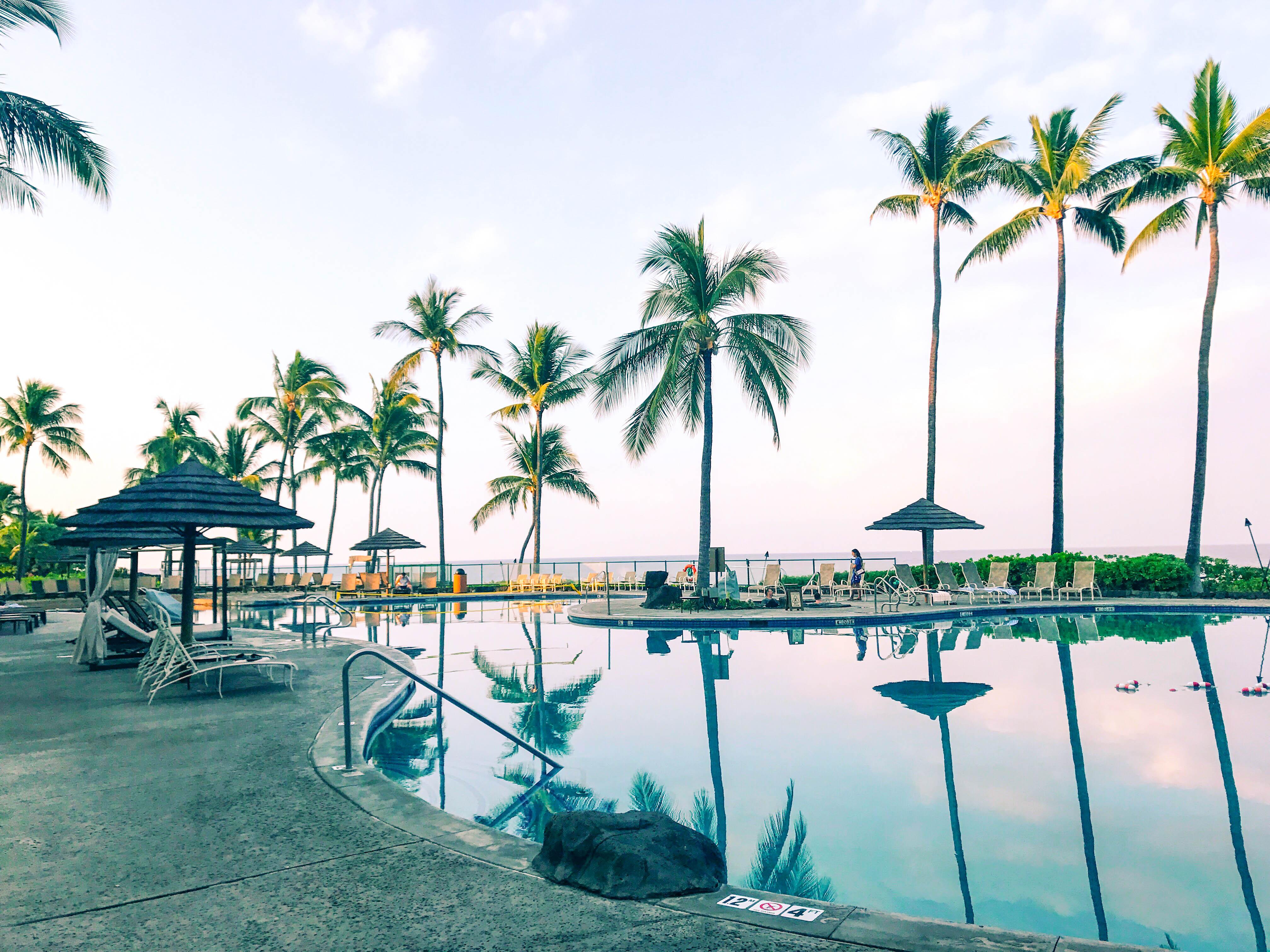 Sheraton Kona at Keauhou Bay Pool