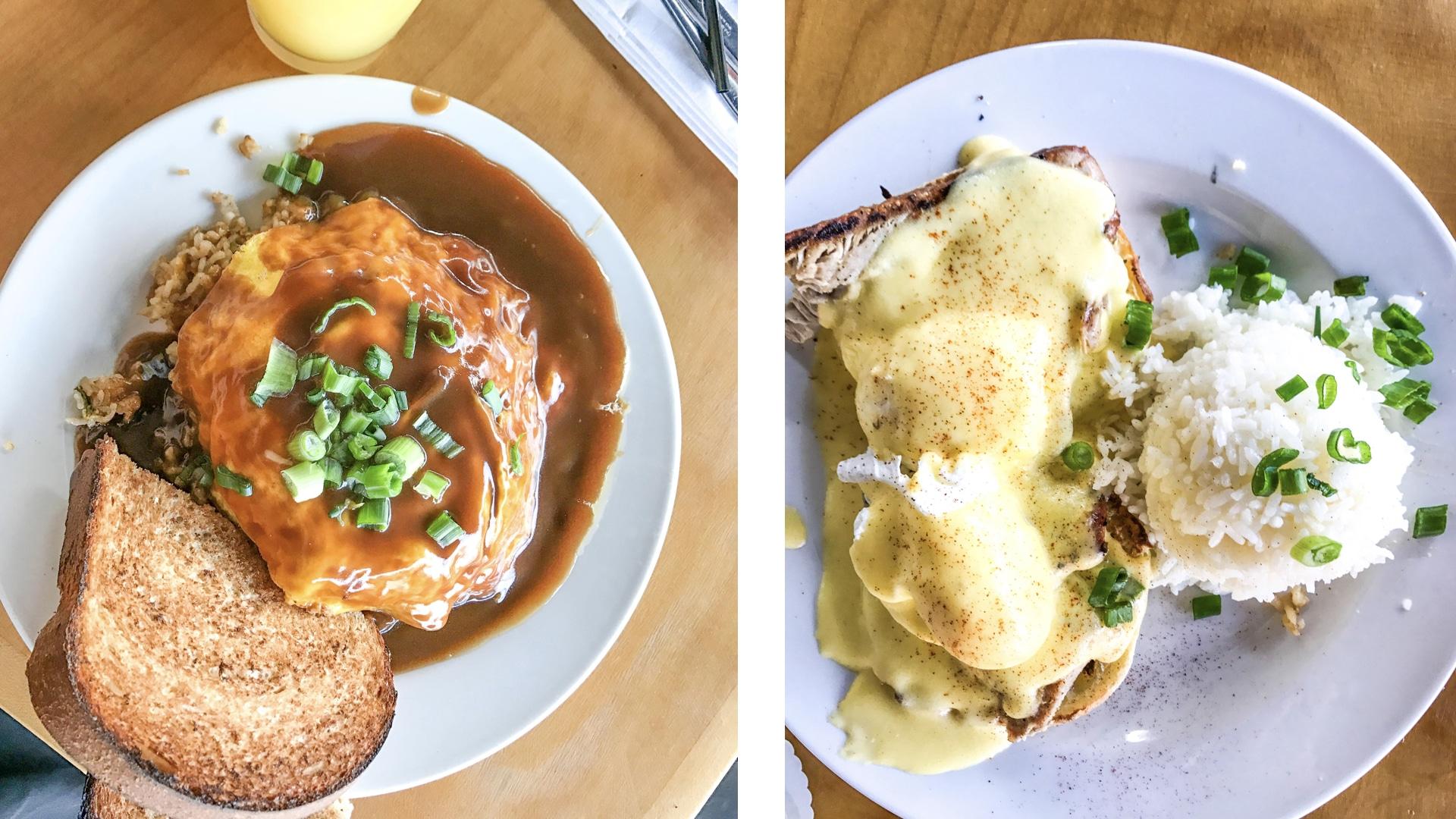Bongo Ben's Island Cafe Hawaii