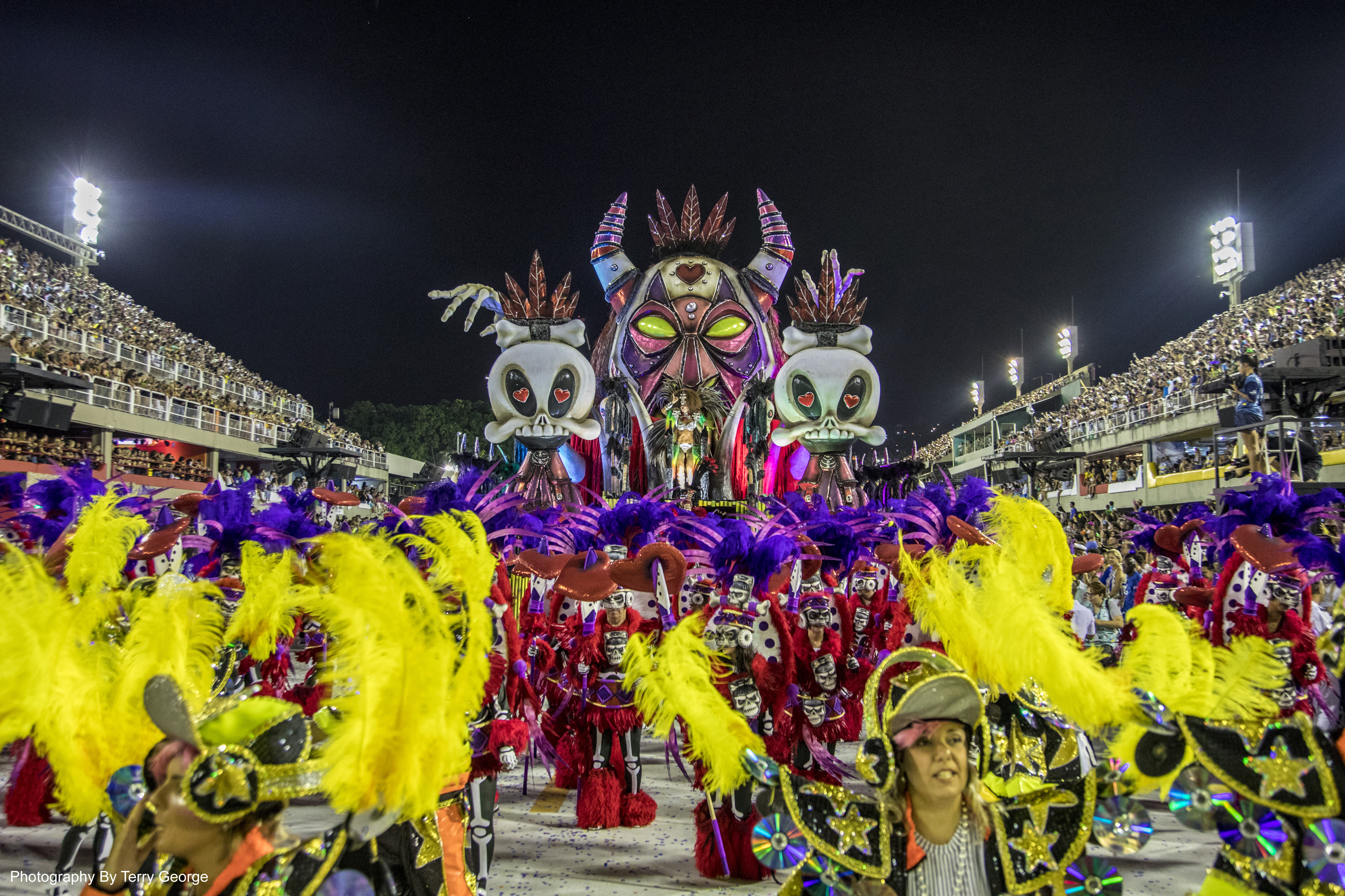 Rio de Janeiro's Carnival - 7 Festivals From Around The World To Add To Your Bucket List