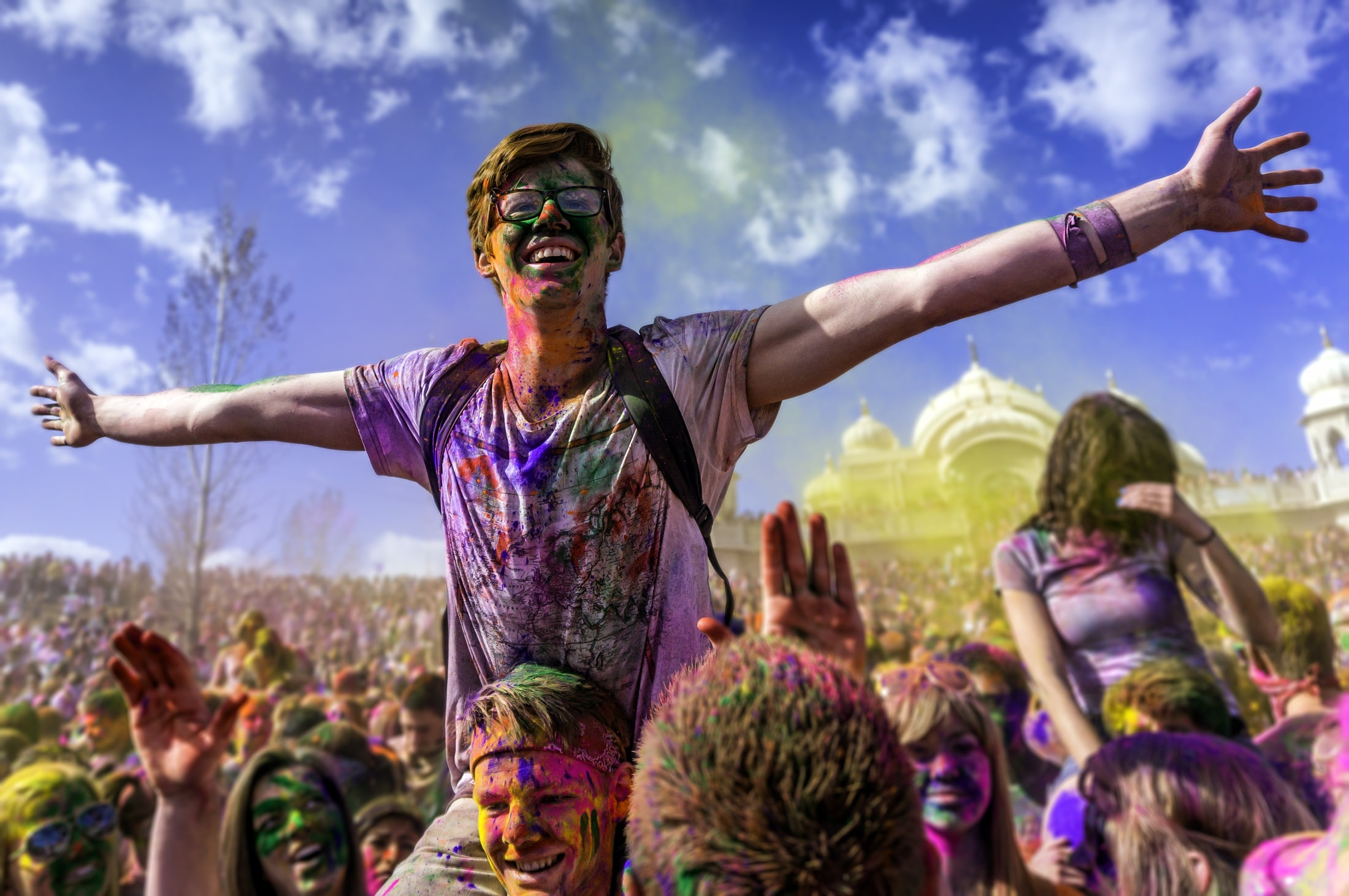 Holi Festival - 8 Festivals From Around The World To Add To Your Bucket List