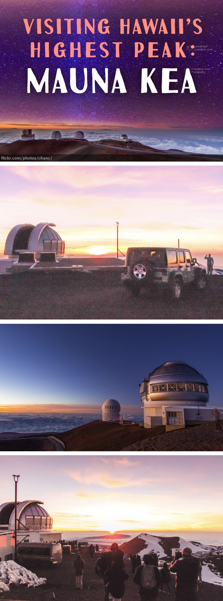 Visiting Mauna Kea: Sunsets & Stargazing from Hawaii's Highest Peak