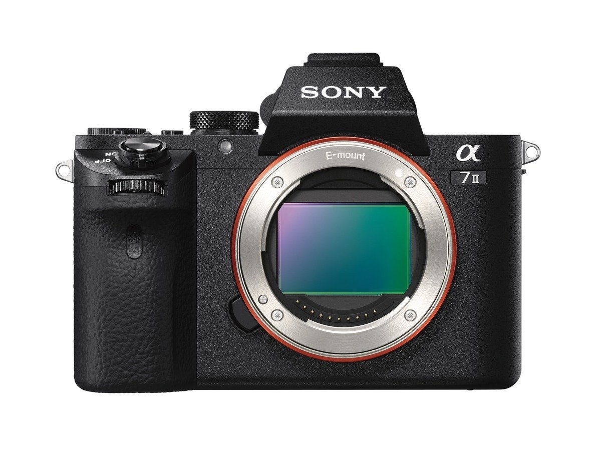 Sony Alpha A7 II - The Best Cameras for Travel Bloggers & Travelers