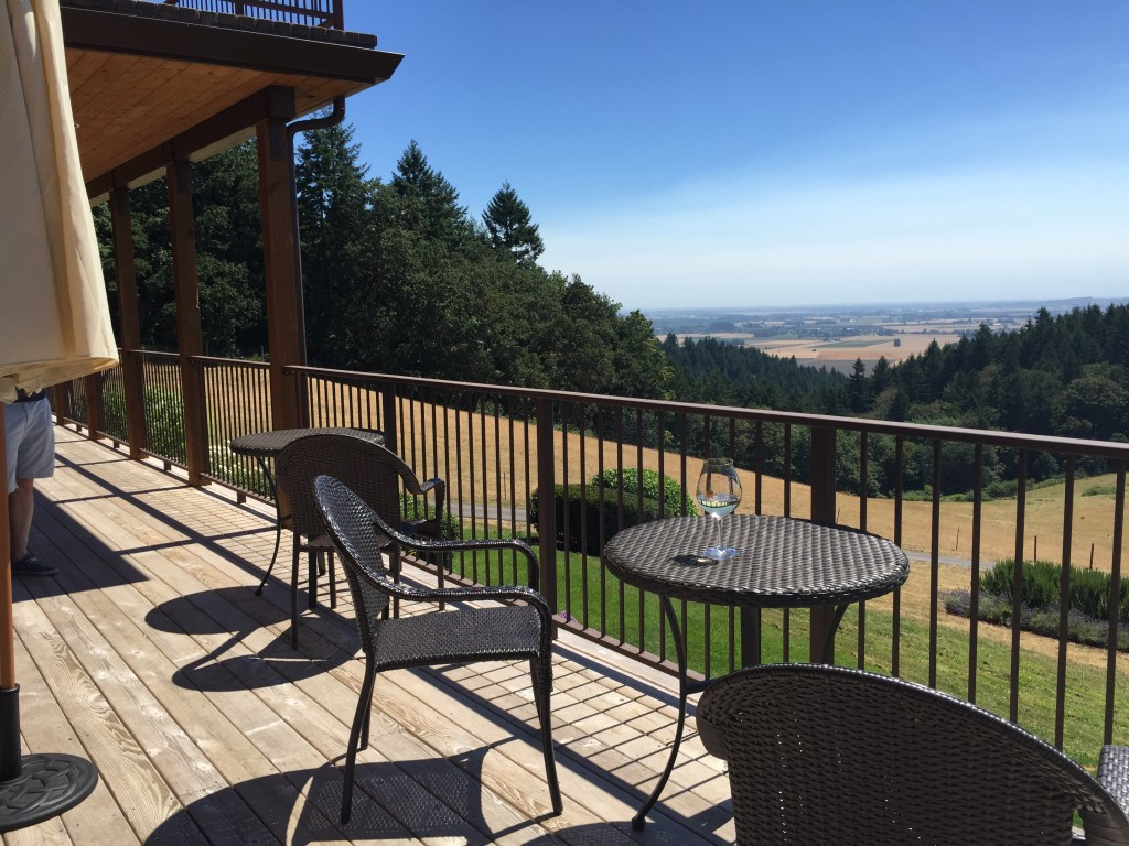 Youngberg Hill Patio