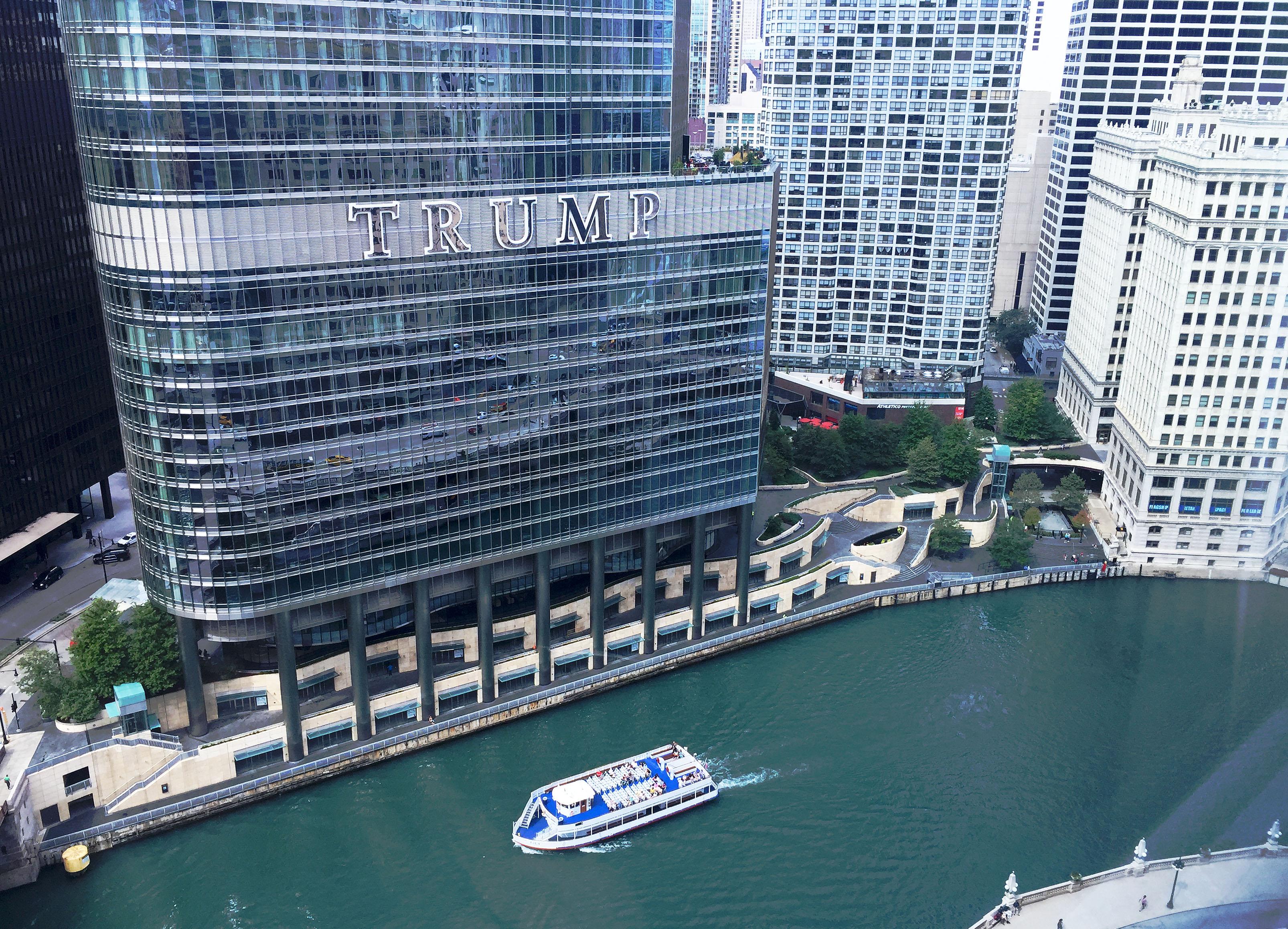 Wendella Architectural Boat Tour
