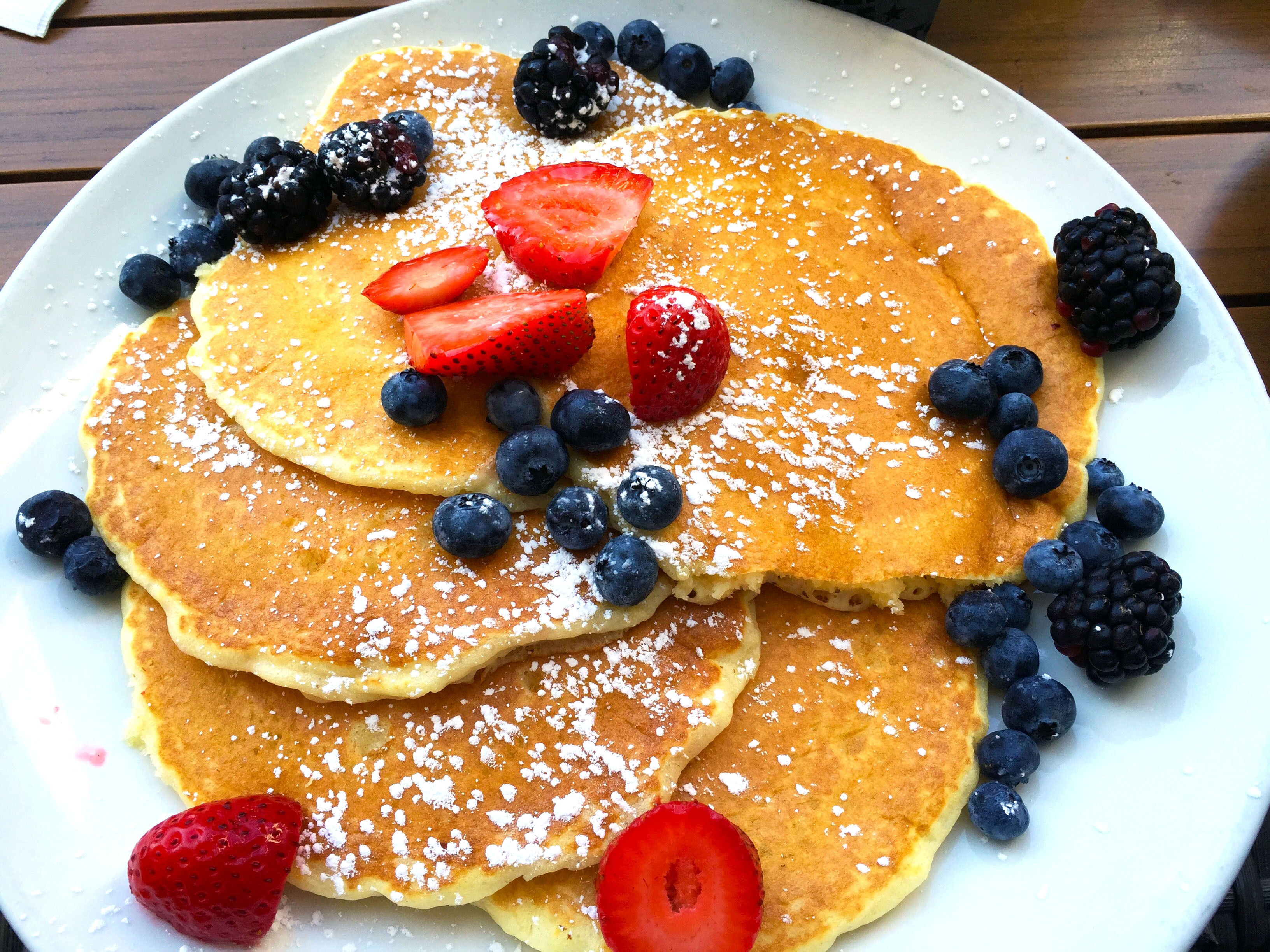 Wildberry Pancakes