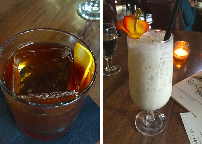 The Rookery Coctails