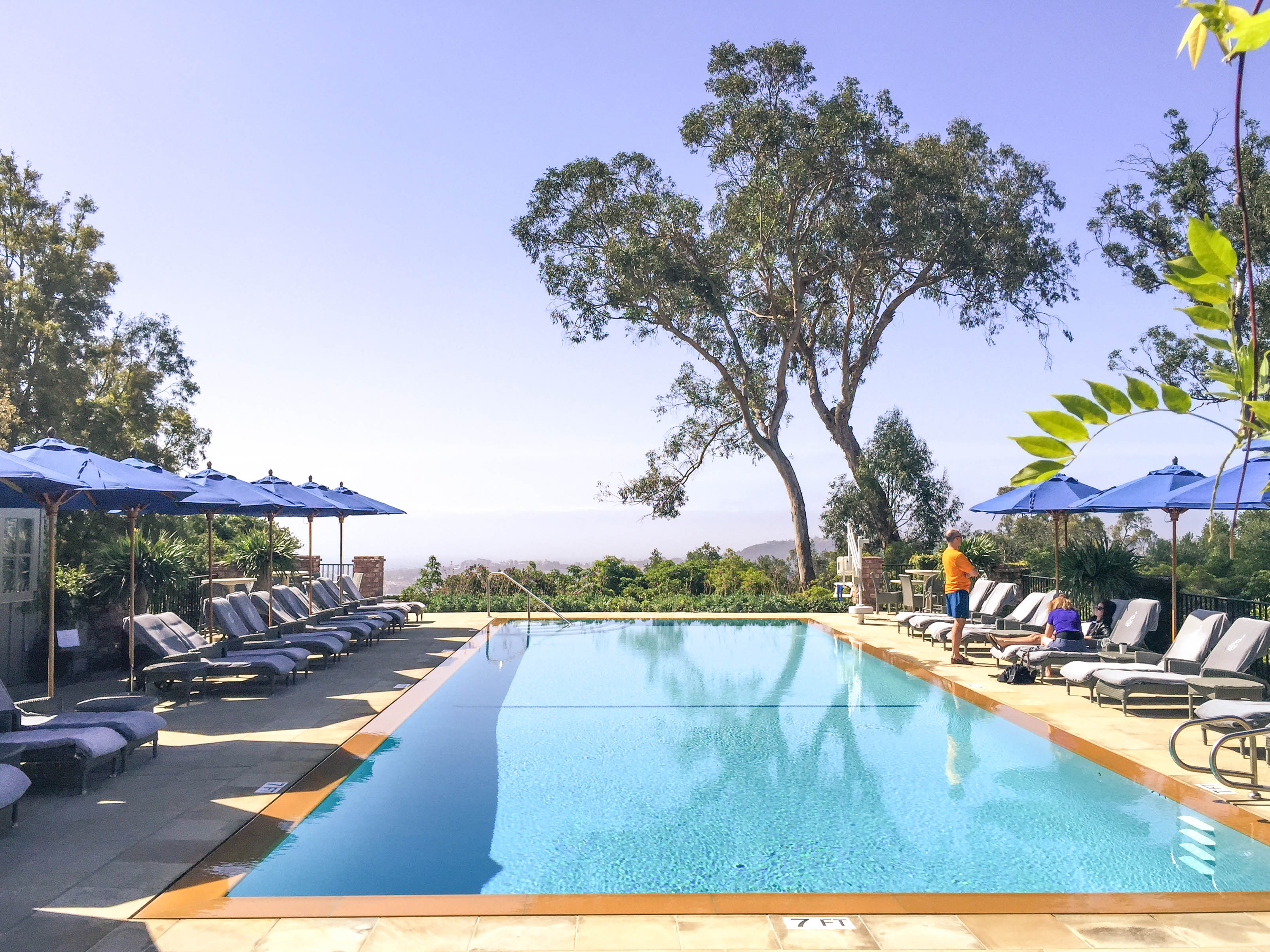 Where to stay in Santa Barbara: Belmond El Encanto