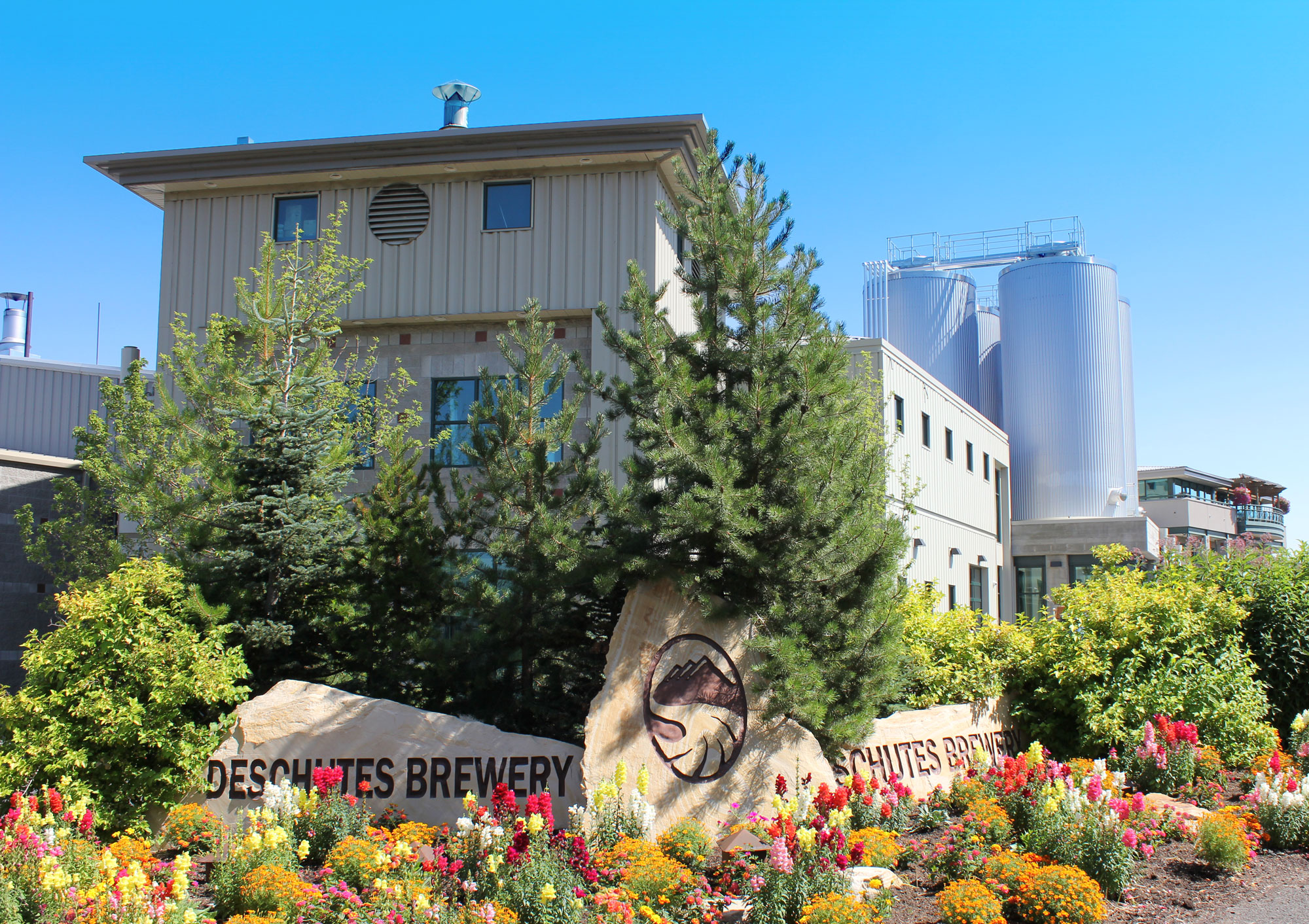 Beer Tasting in Bend: Deschutes Brewery