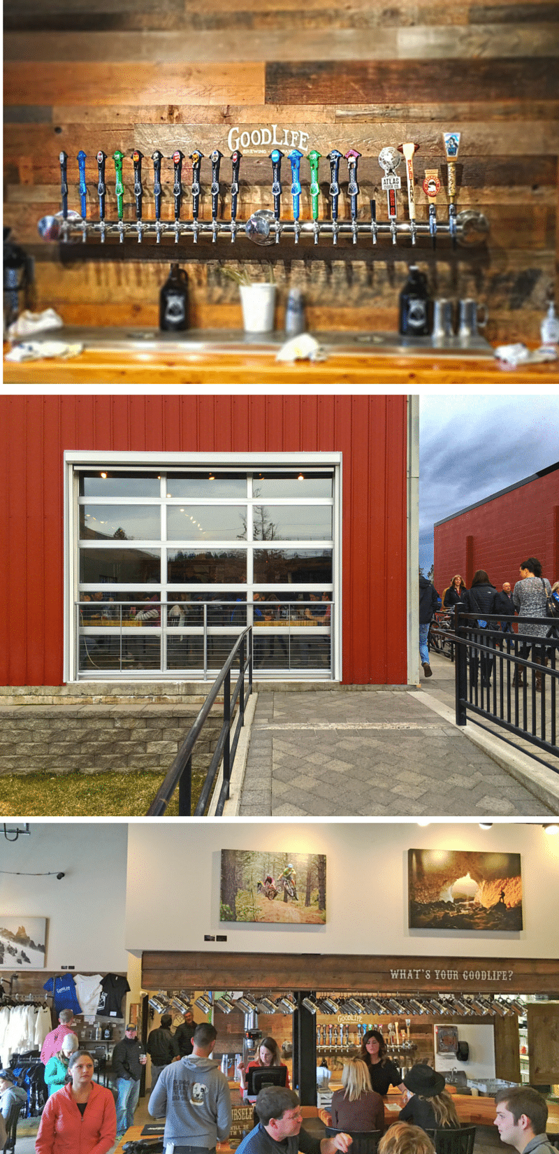 Beer Tasting in Bend: GoodLife Brewing