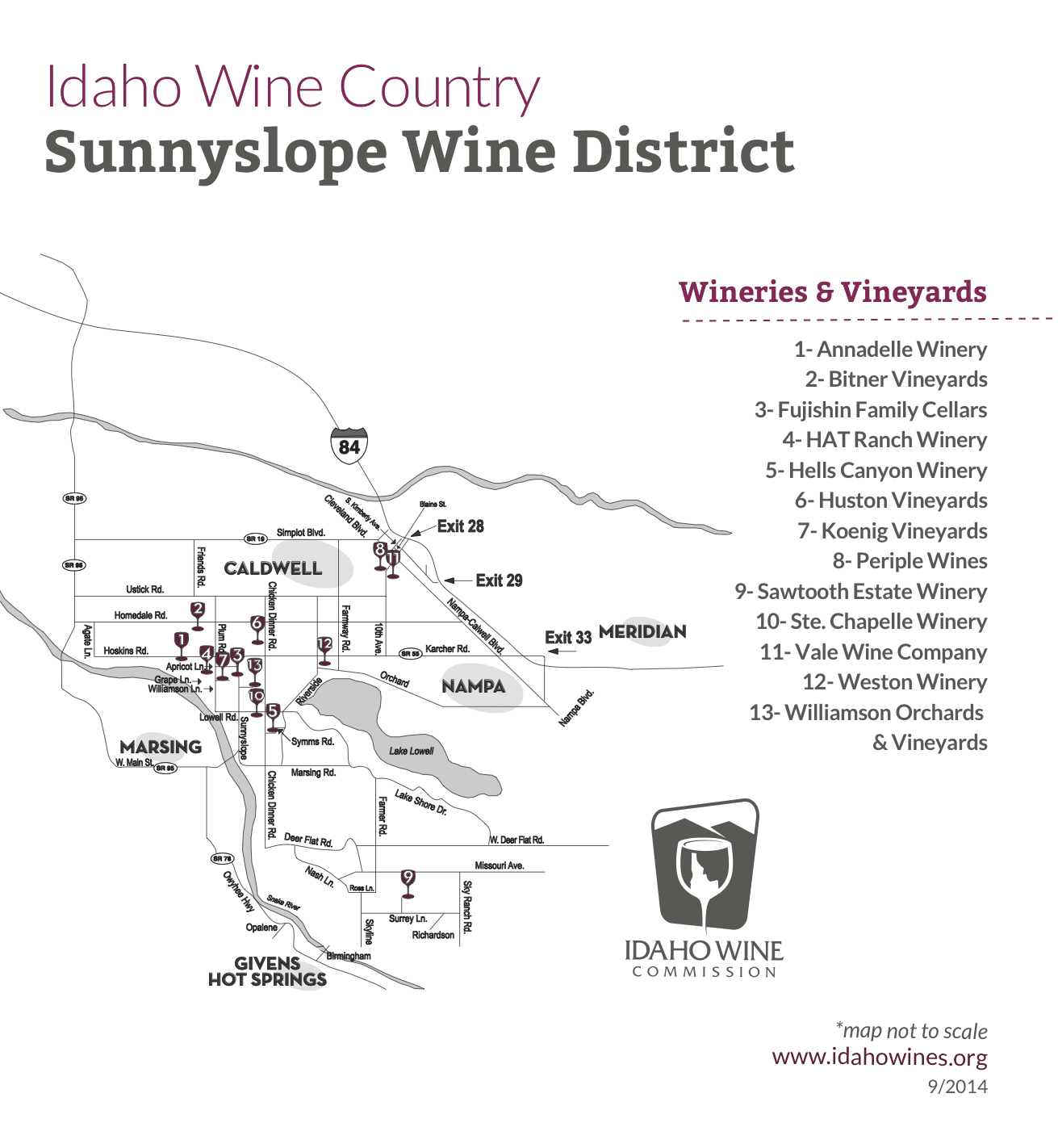 Sunnyslope Wine District