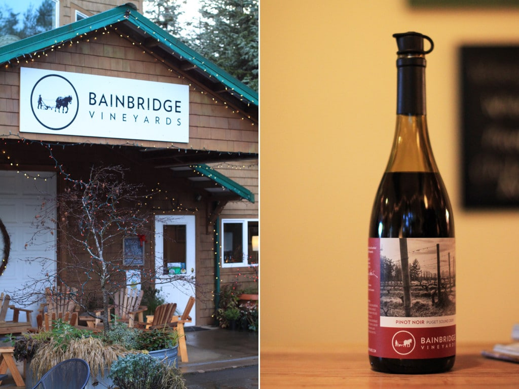 Bainbridge vineyards - Bainbridge Island Wine Tasting