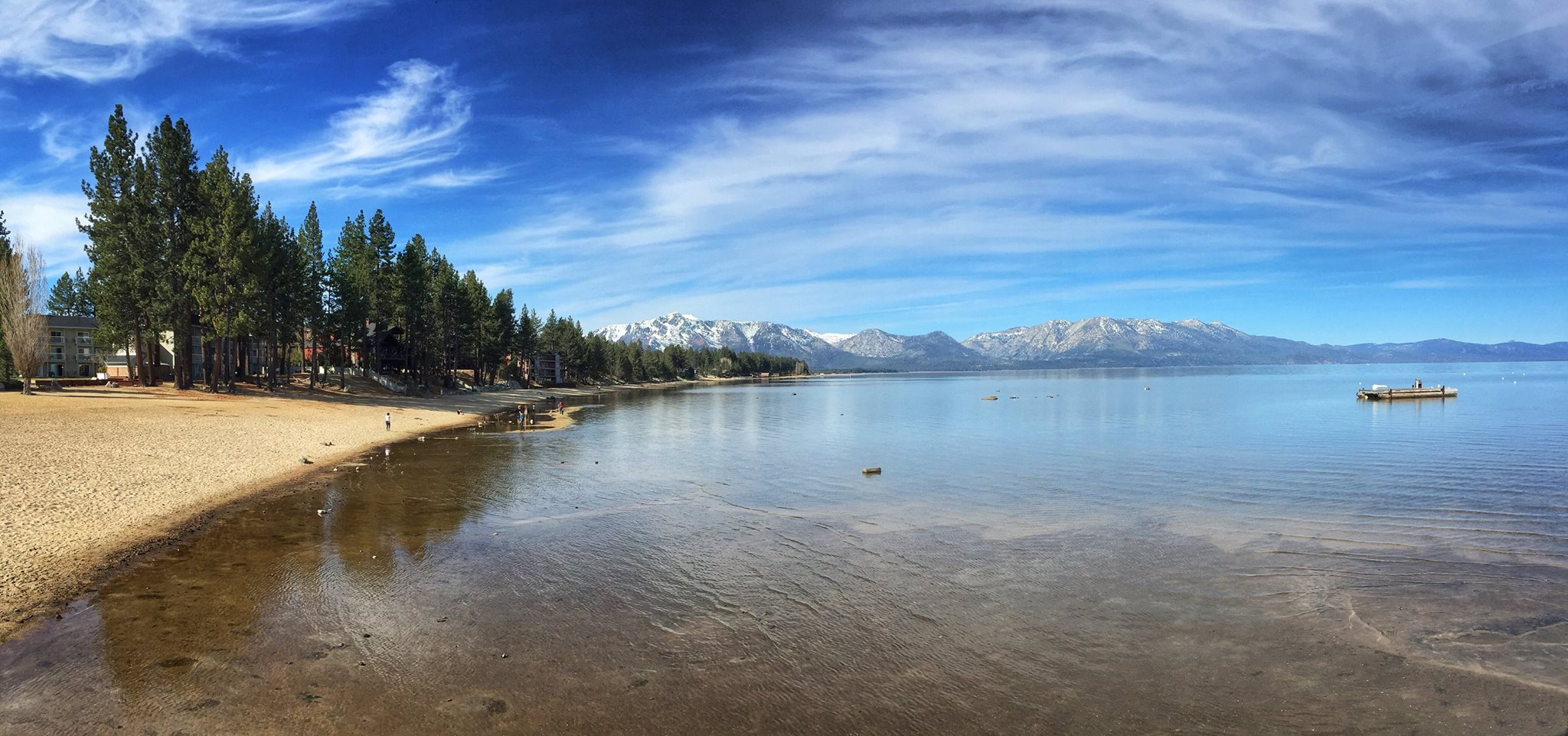 Best Weekend West Coast Getaways: Lake Tahoe