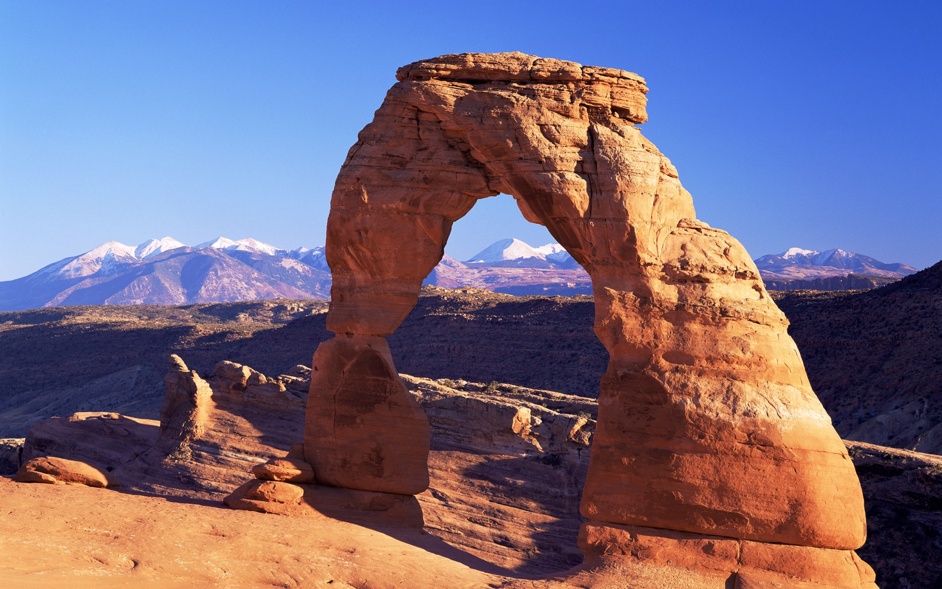 Best Weekend West Coast Getaways: Arches National Park
