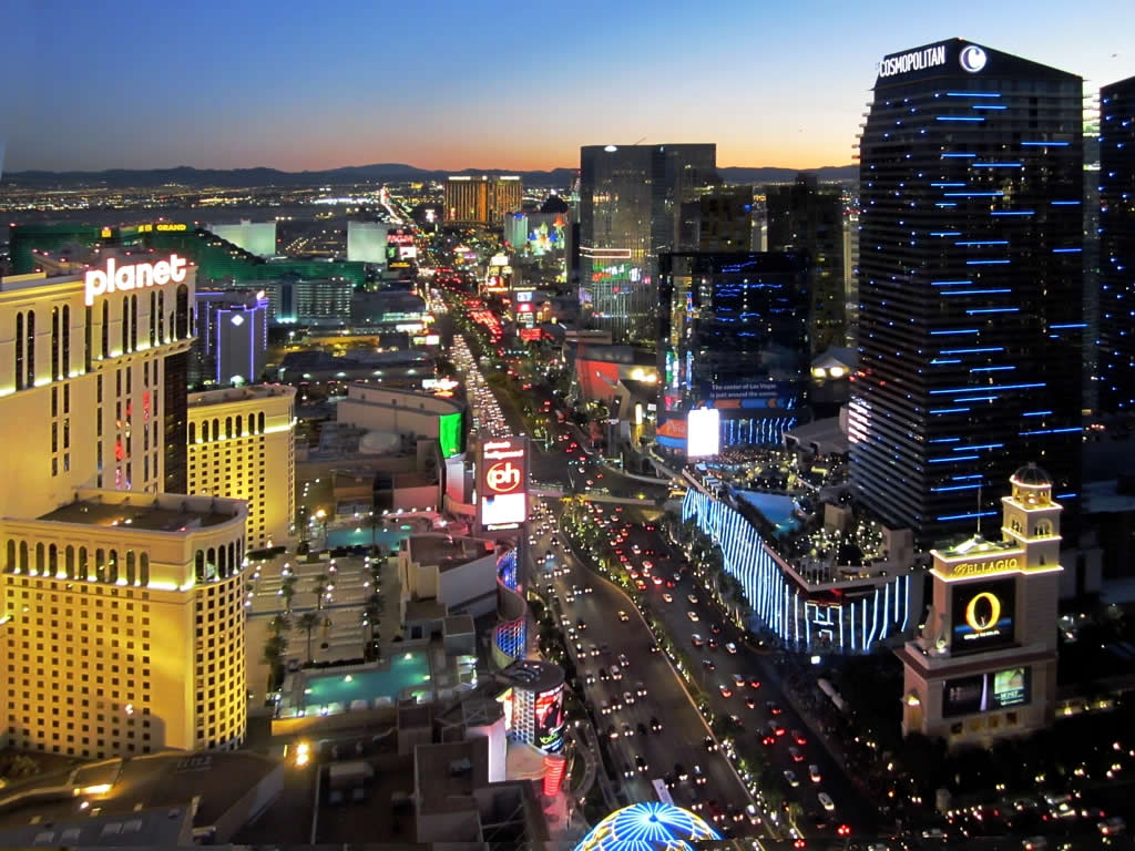 Best Weekend West Coast Getaways: Las Vegas