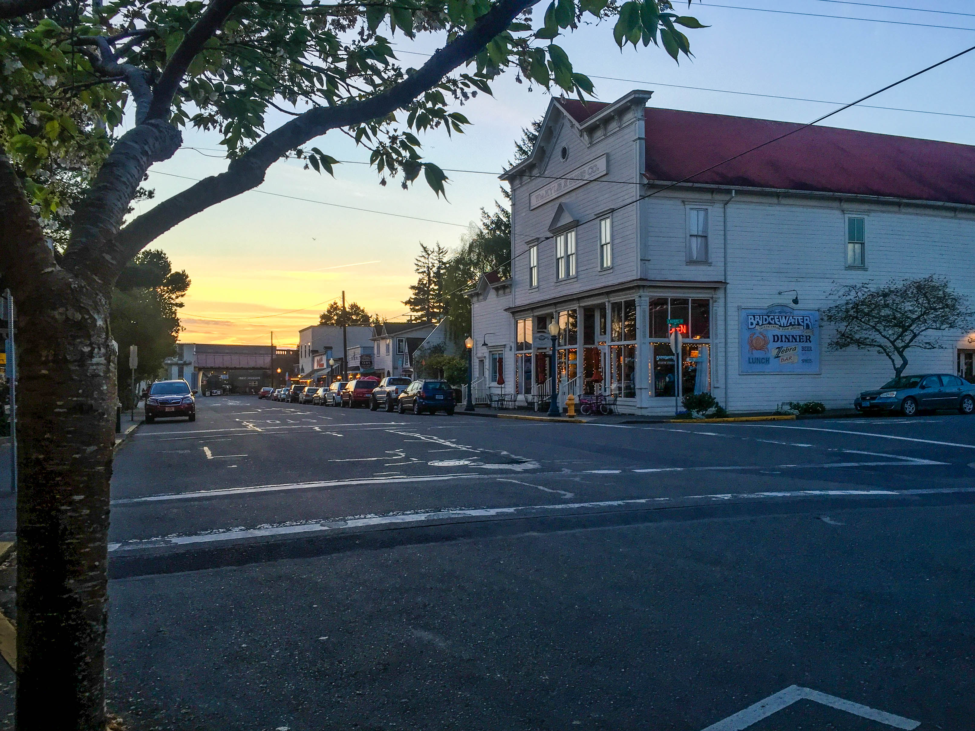 Guide to Florence Oregon: Old Town