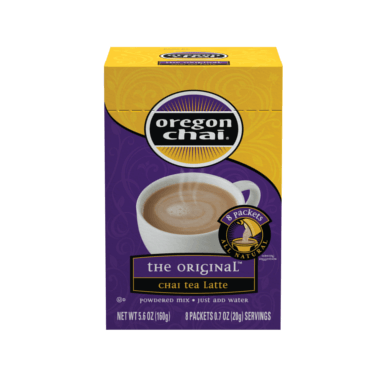 Oregon Chai Tea Latte