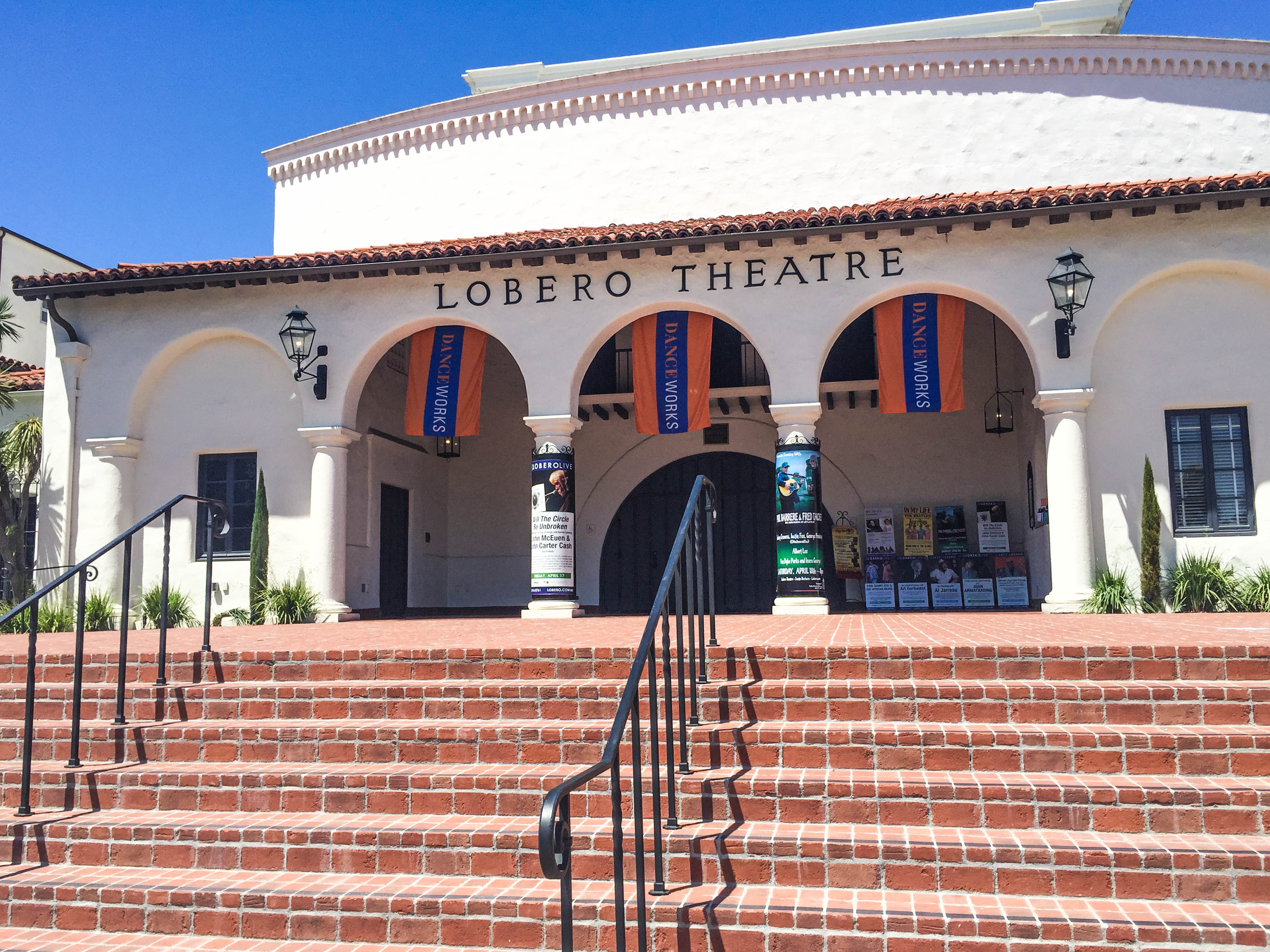 The Lobero Theatre, Santa Barbara