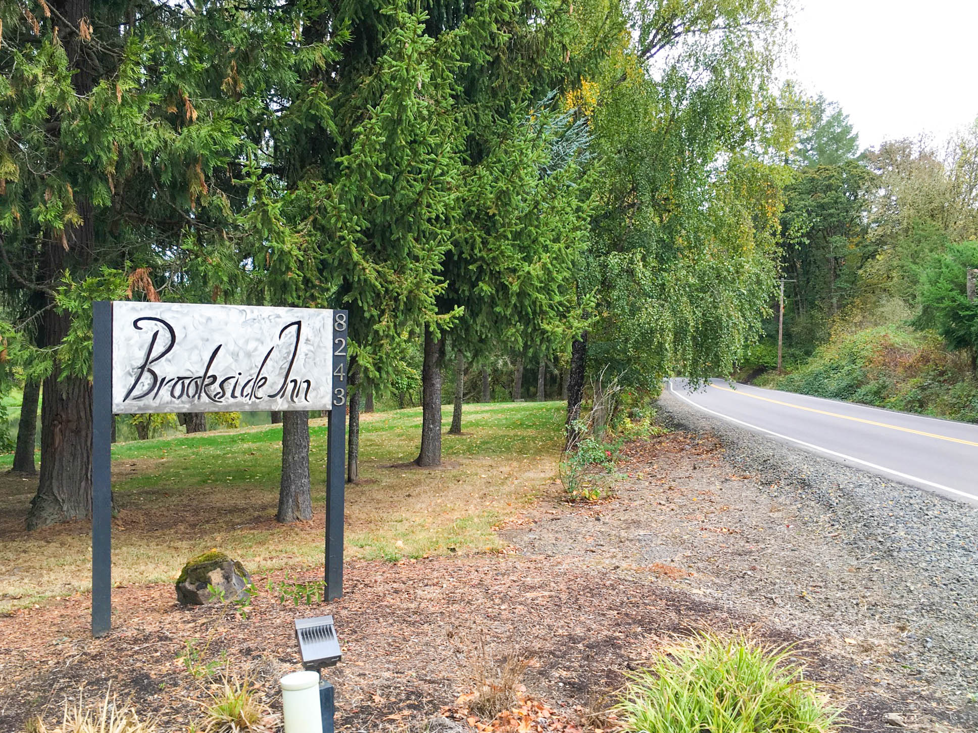 Oregon Wine Country Escape: The Brookside Inn