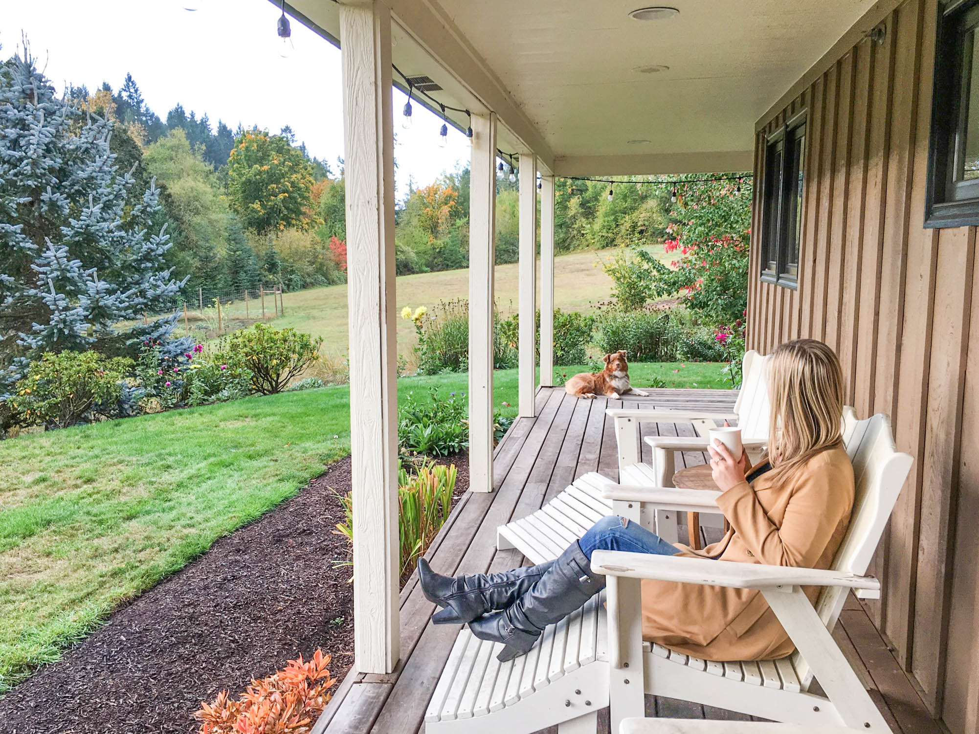 Oregon Wine Country Escape: The Brookeside Inn