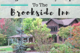 Oregon Wine Country Escape to the Brookside Inn