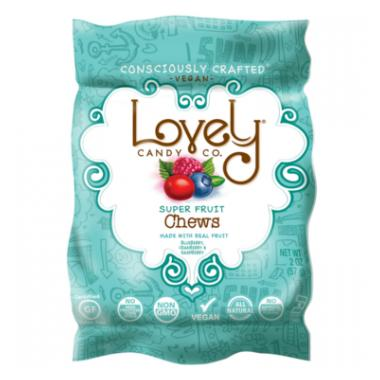 October Degustabox: Lovely Superfruit Chews