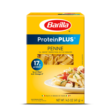 October Degustabox: Barilla ProteinPLUS