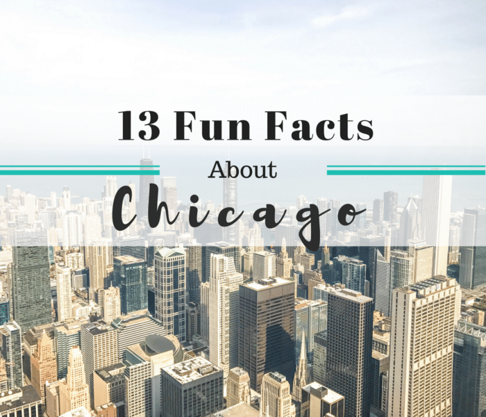 13 things you didn't know about chicago