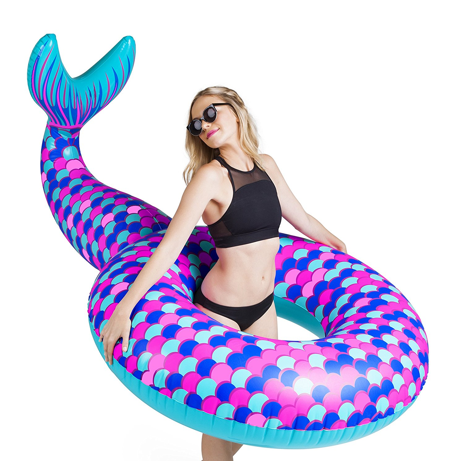 Mermaid Tail Float - The Best Pool Floats for summer 2017
