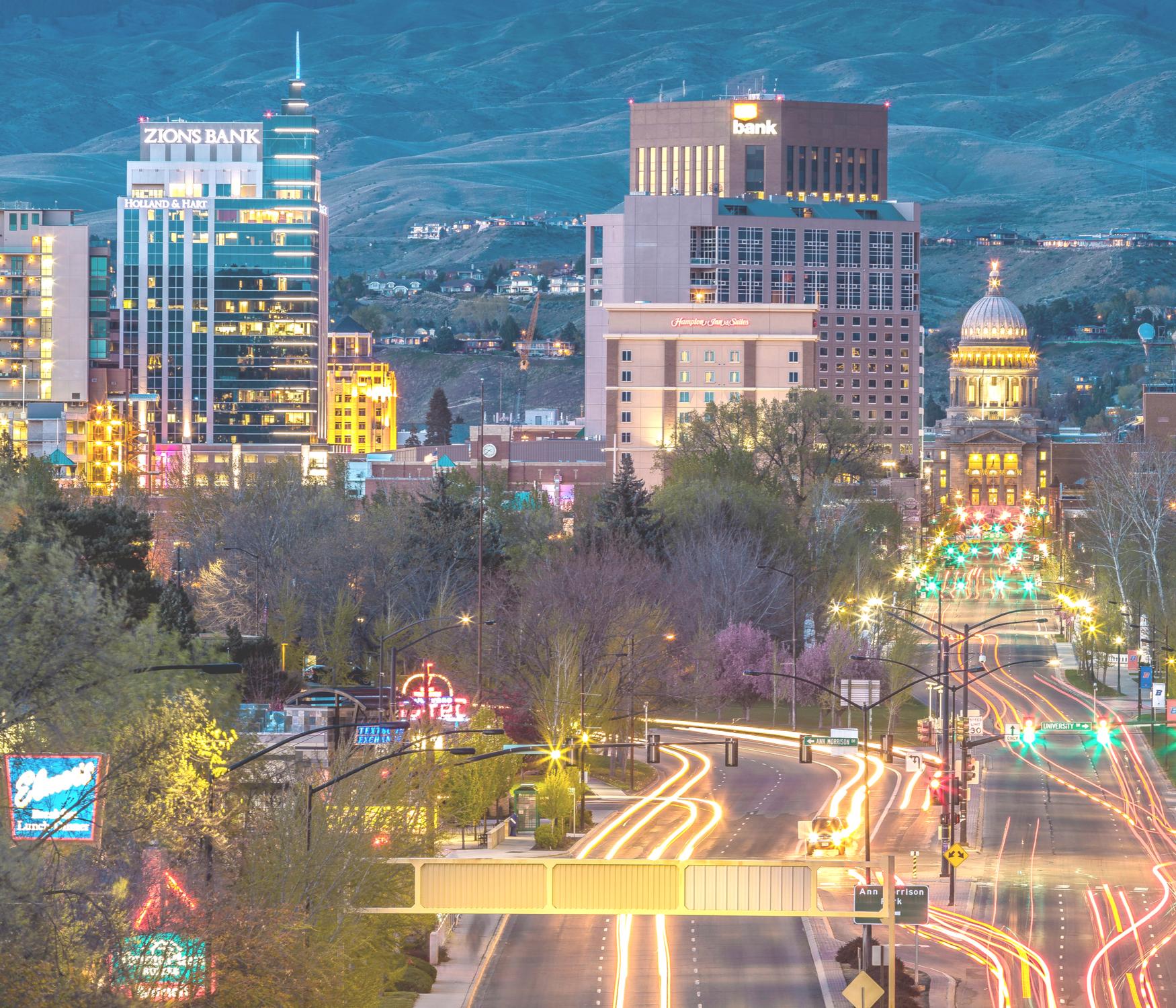 Restaurants And Bars In Boise Idaho