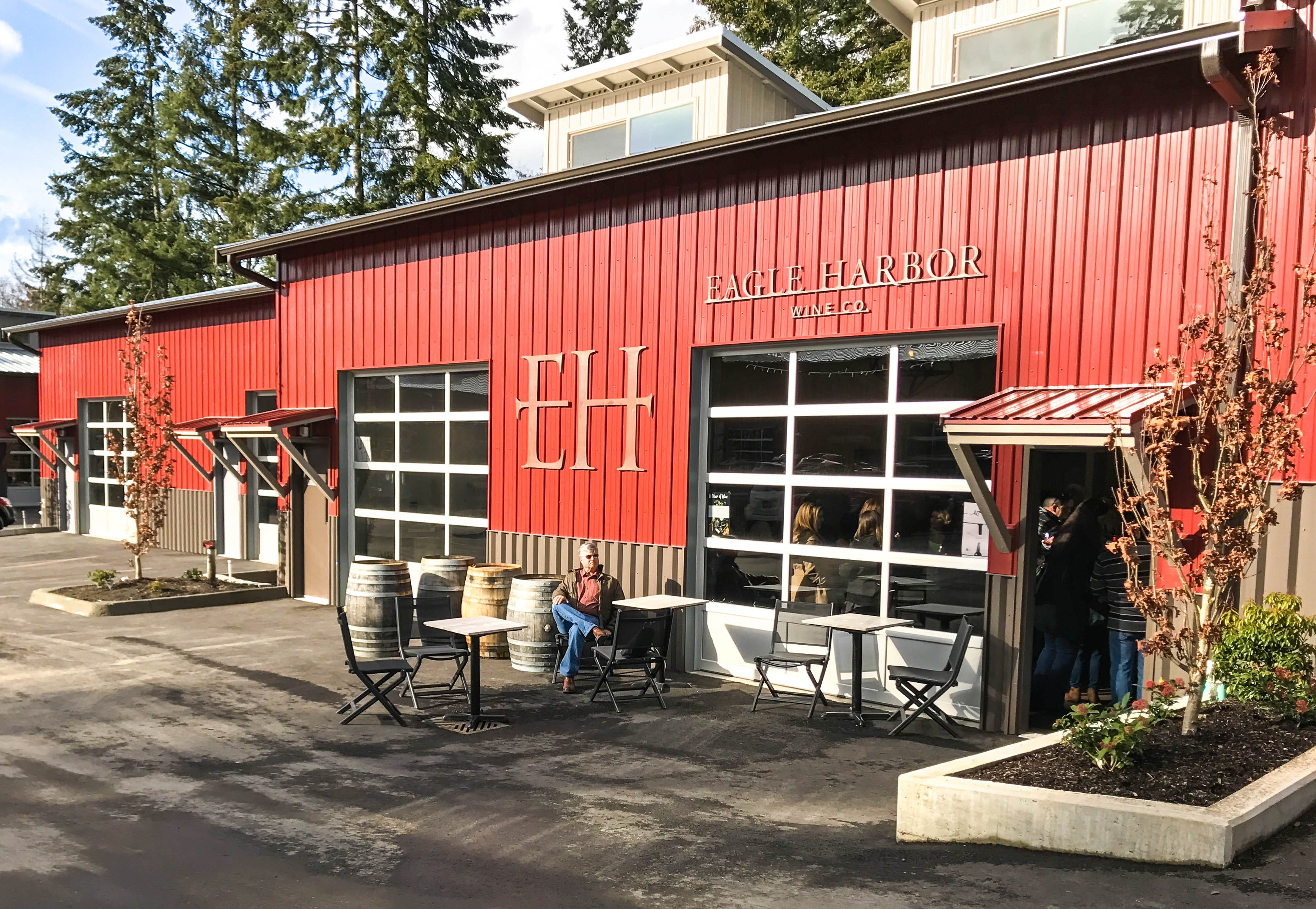 Eagle Harbor Wine Co - Bainbridge Island