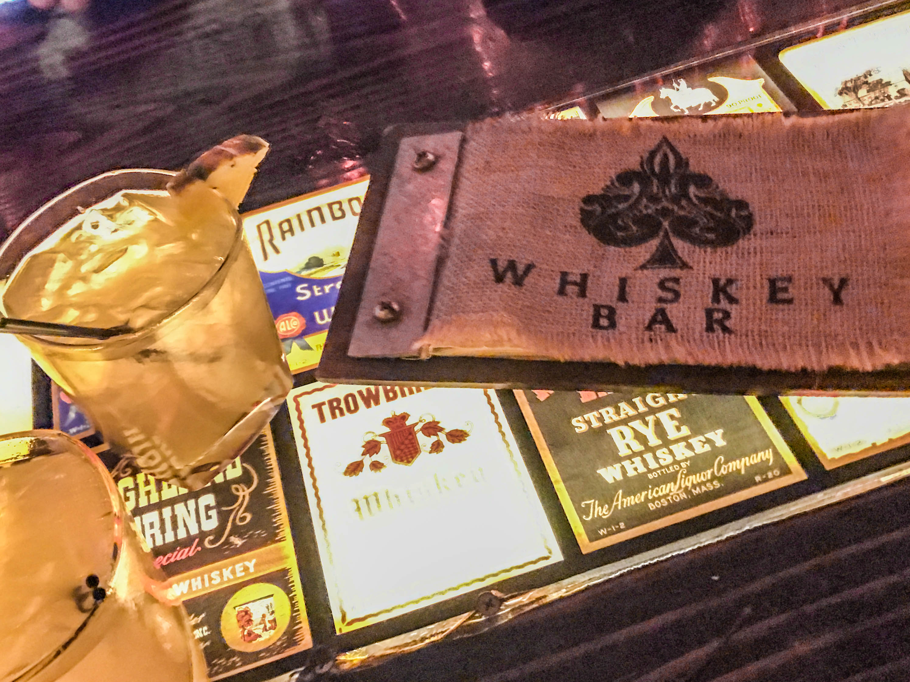 Whiskey Bar - Boise's Best Bars