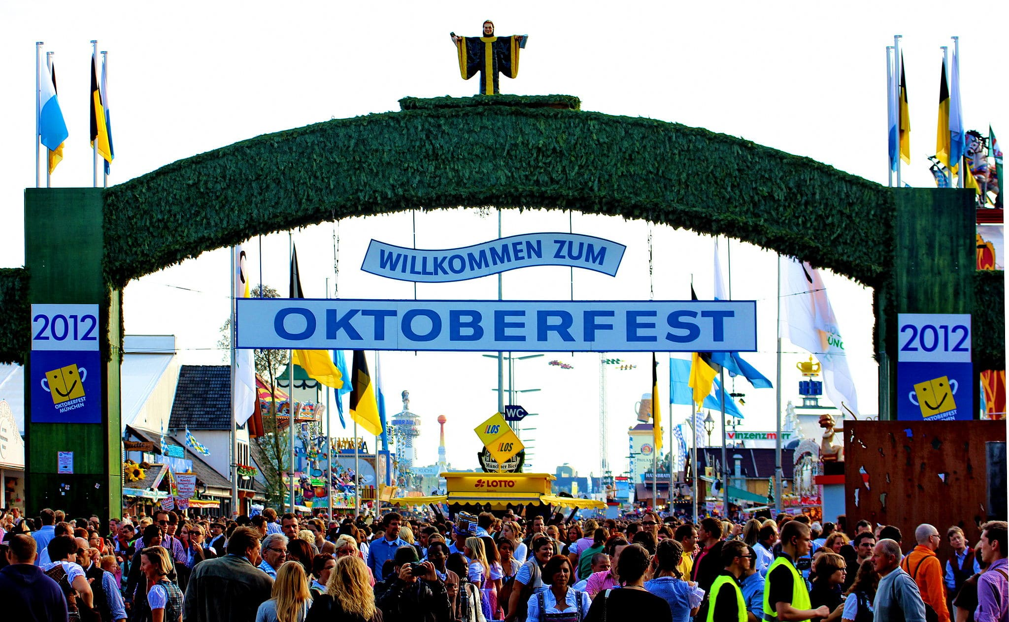 Oktoberfest - 8 Festivals From Around The World To Add To Your Bucket List